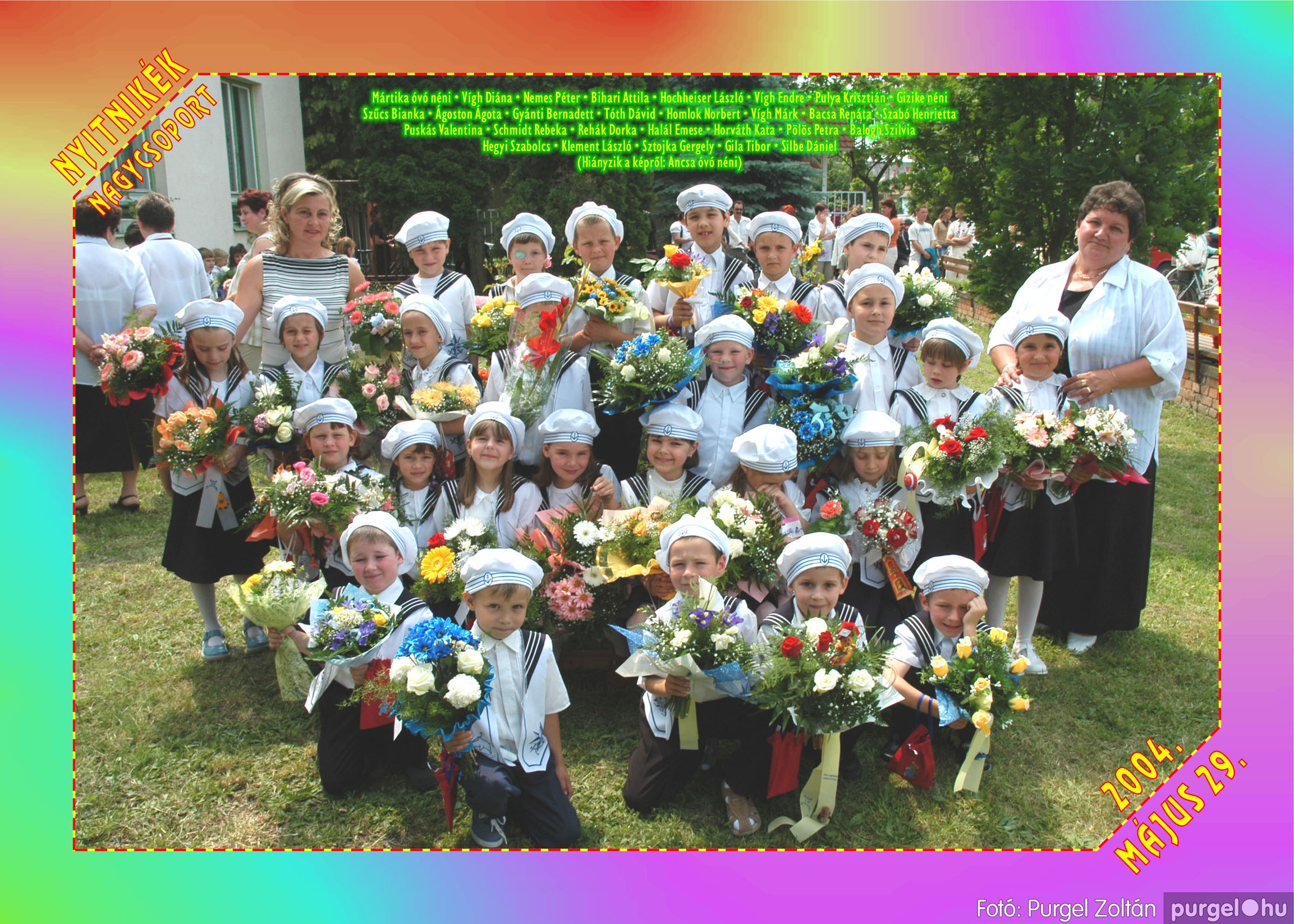 2004.05.13-29. 024 Kurca-parti Óvoda csoportképek 2004. - Fotó:PURGEL ZOLTÁN© ovi123.jpg