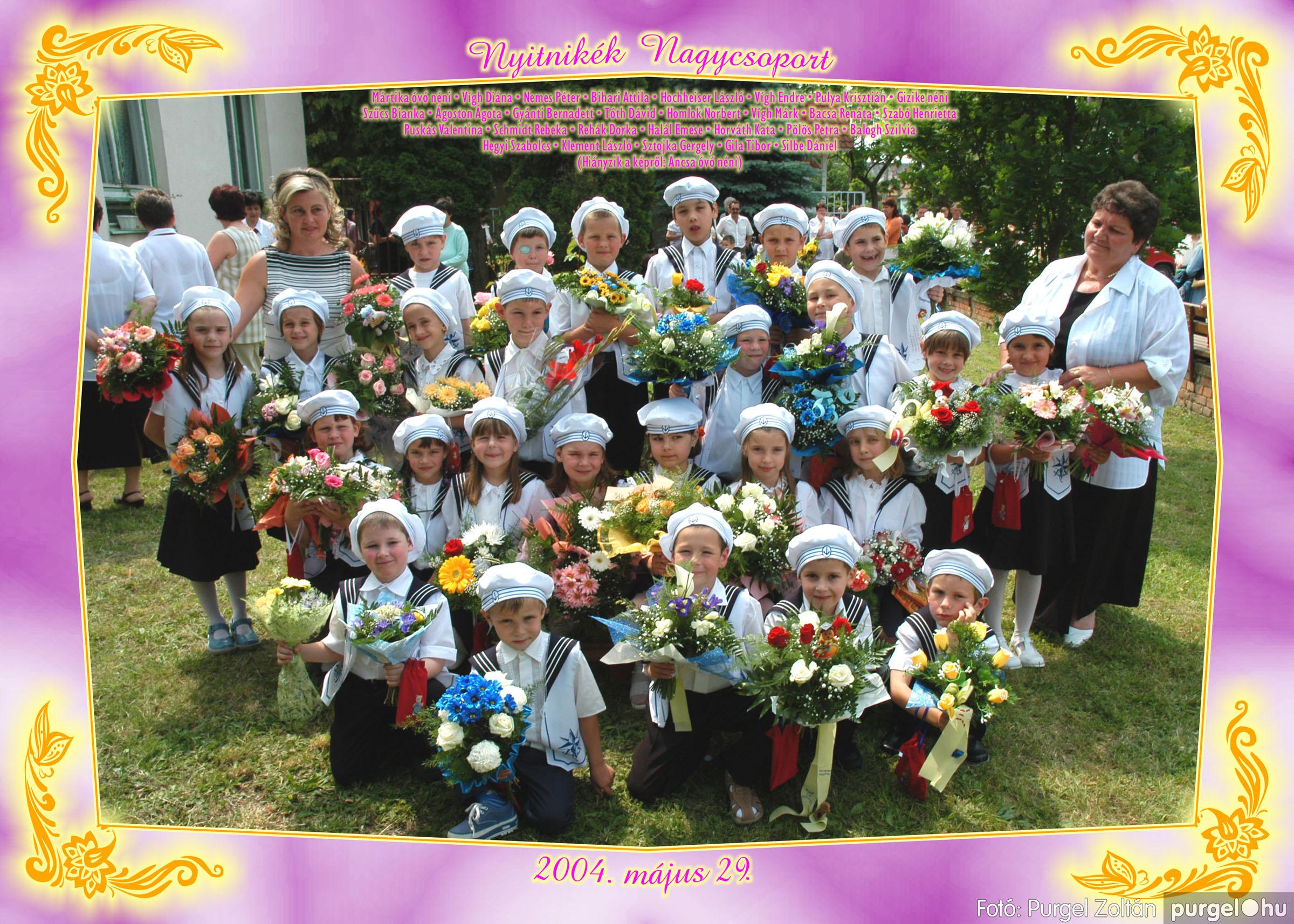 2004.05.13-29. 022 Kurca-parti Óvoda csoportképek 2004. - Fotó:PURGEL ZOLTÁN© ovi121.jpg