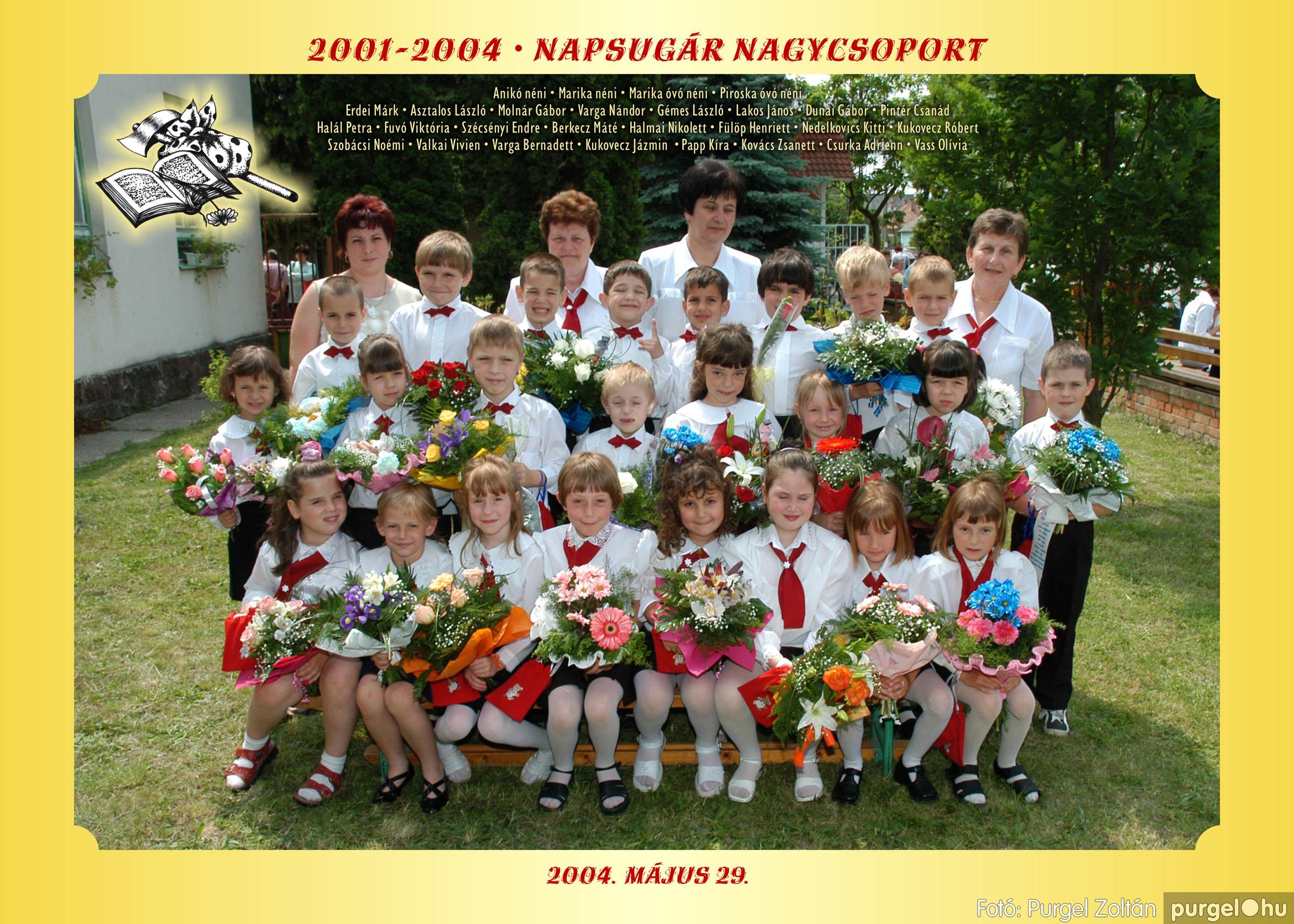 2004.05.13-29. 021 Kurca-parti Óvoda csoportképek 2004. - Fotó:PURGEL ZOLTÁN© ovi120.jpg