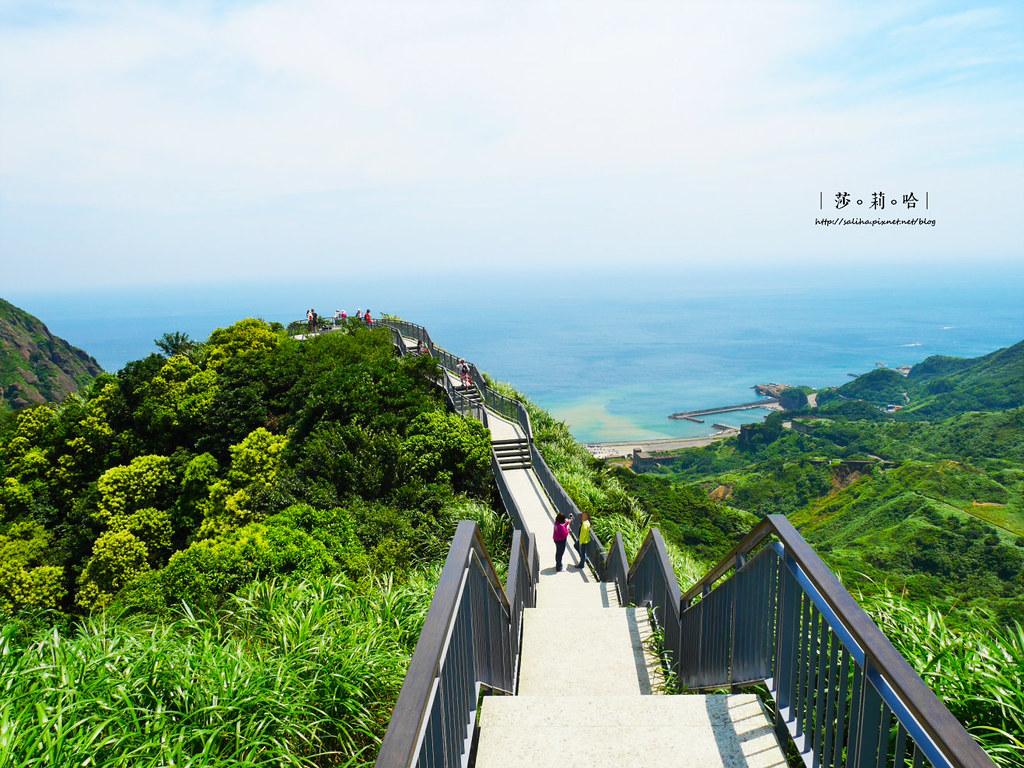 新北瑞芳景點報時山絕美好走海景步道好玩一日遊 (3)