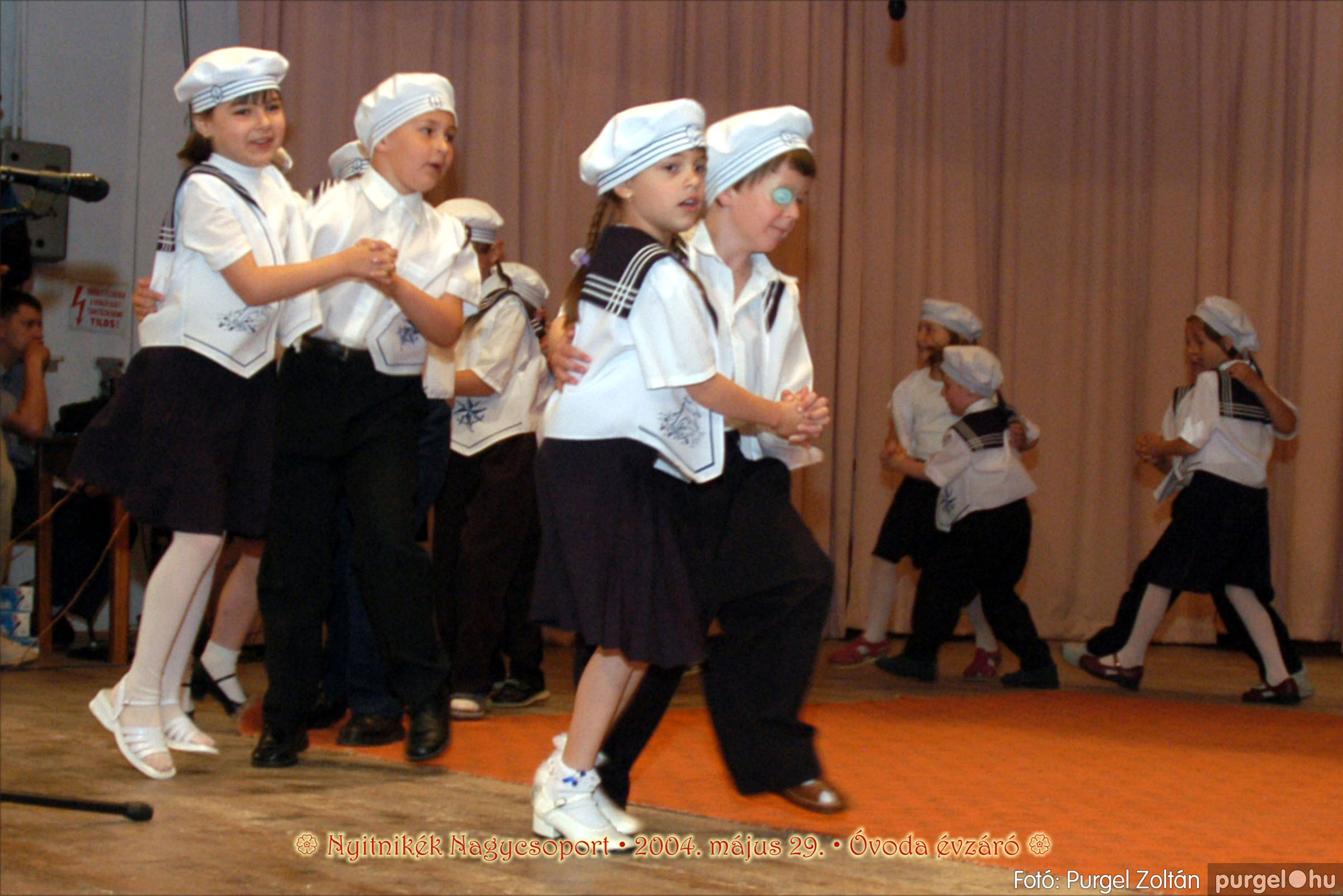 2004.05.13-29. 137 Kurca-parti Óvoda évzáró 2004. - Fotó:PURGEL ZOLTÁN© ovi187.jpg
