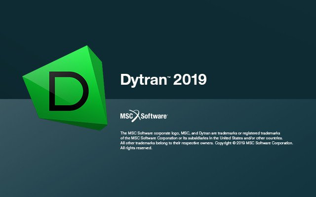 MSC Dytran 2019 x64 full