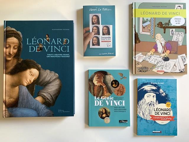Hommage à Léonard de Vinci