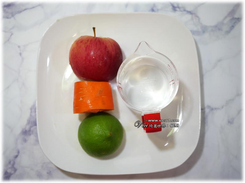 蘋蘿排毒飲001