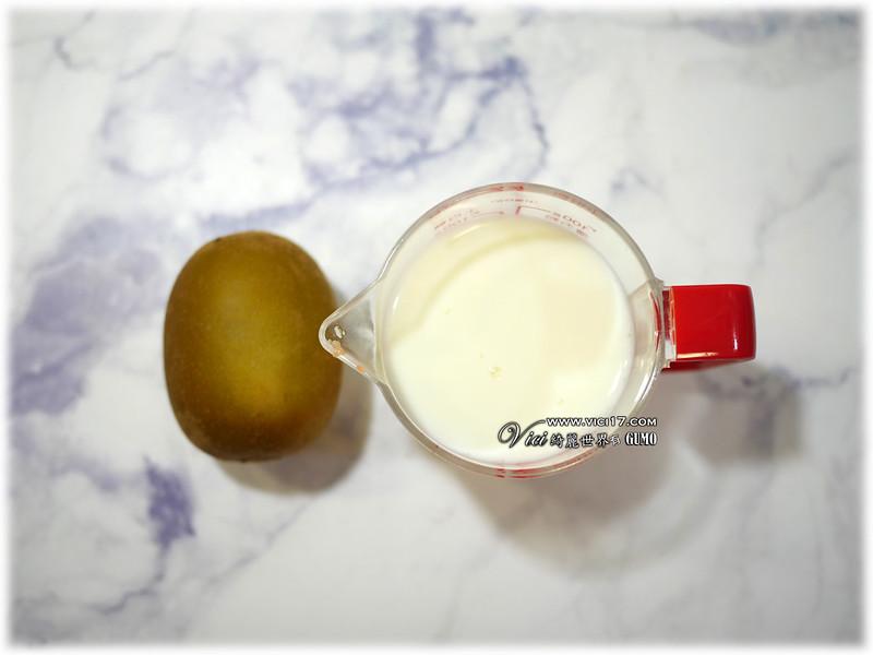 奇異果優酪乳001