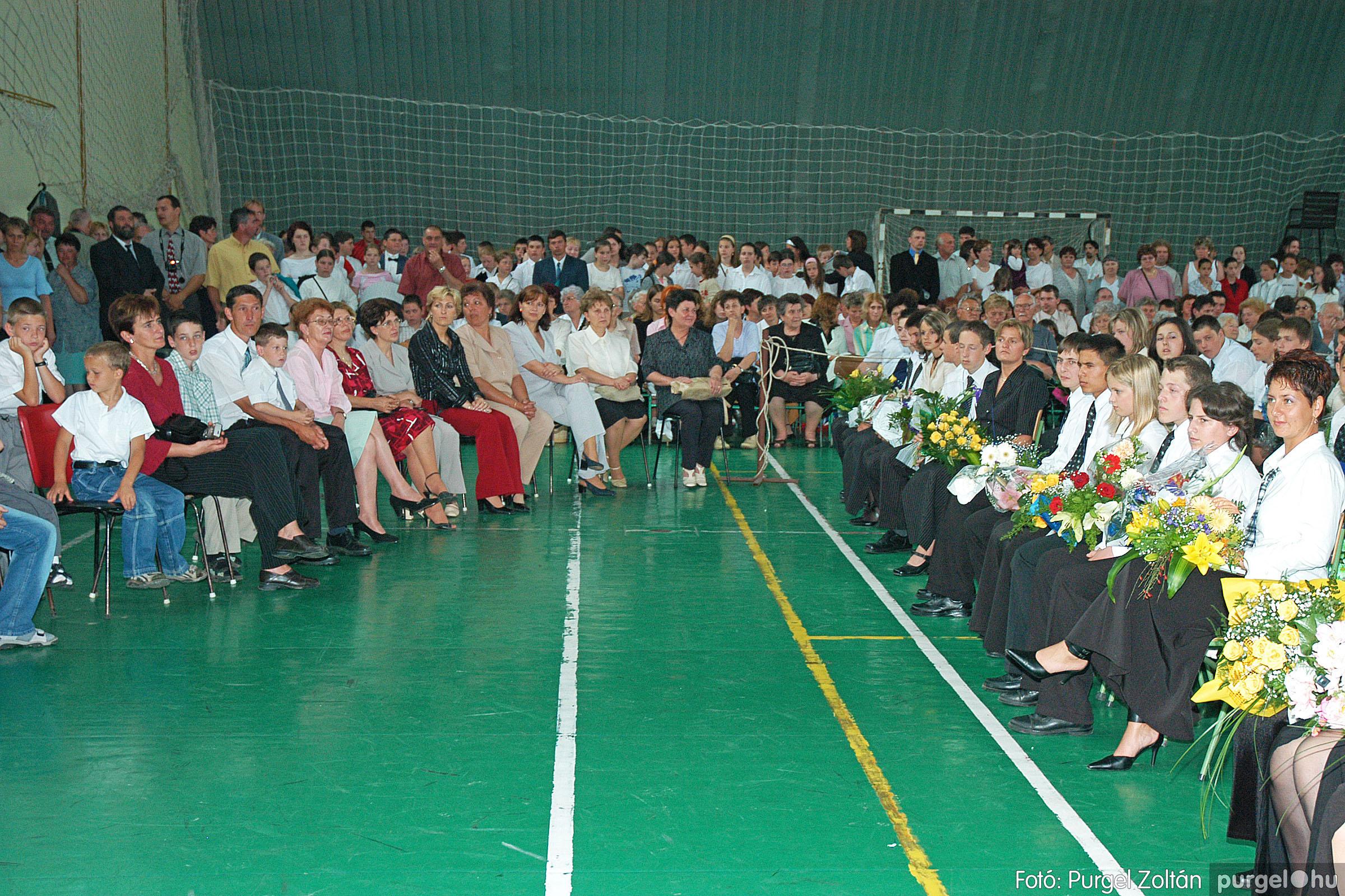 2004.06.12. 050 Forray Máté Általános Iskola ballagás 2004. - Fotó:PURGEL ZOLTÁN© DSC_0111q.jpg