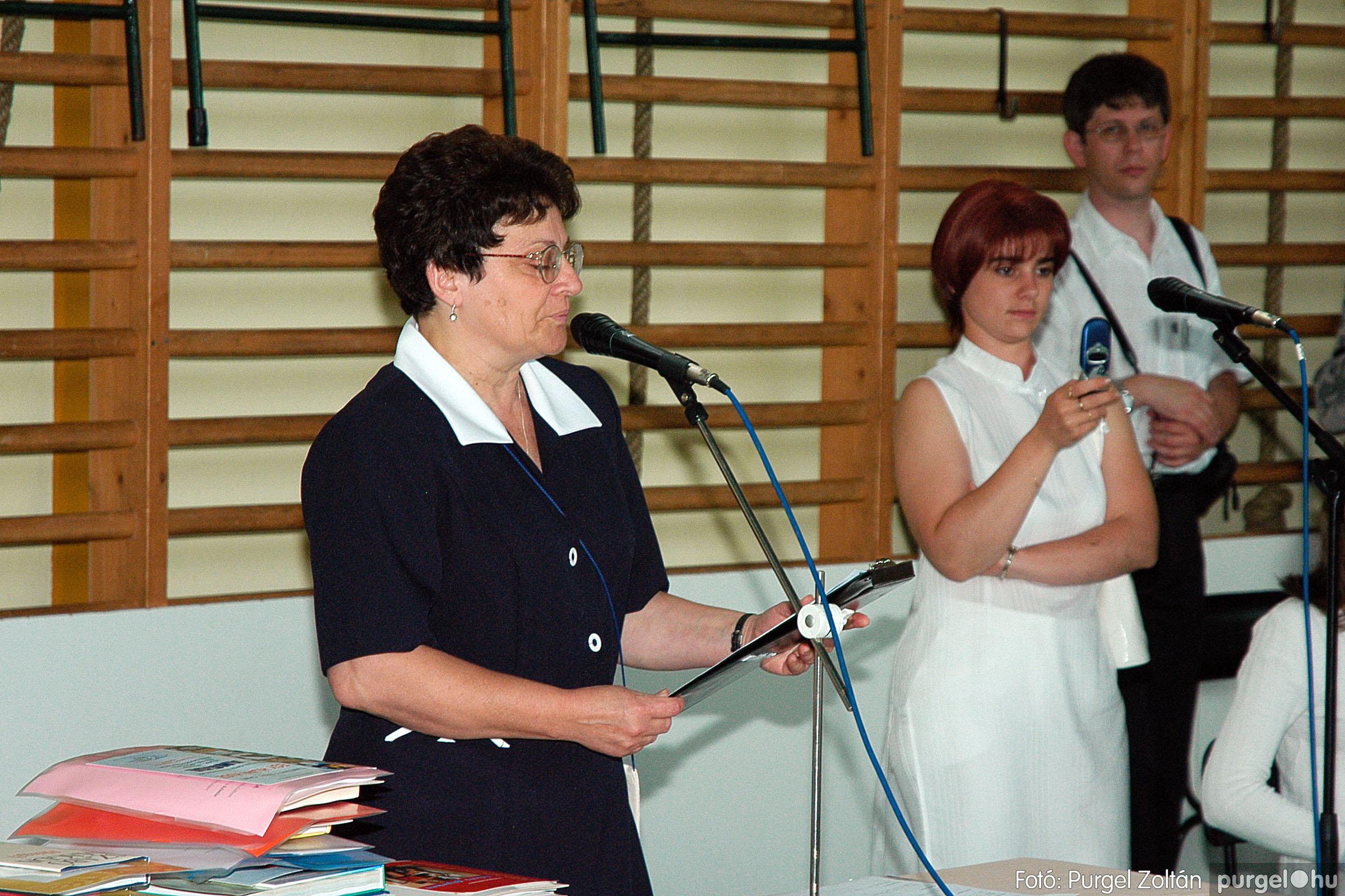 2004.06.12. 065 Forray Máté Általános Iskola ballagás 2004. - Fotó:PURGEL ZOLTÁN© DSC_0132q.jpg