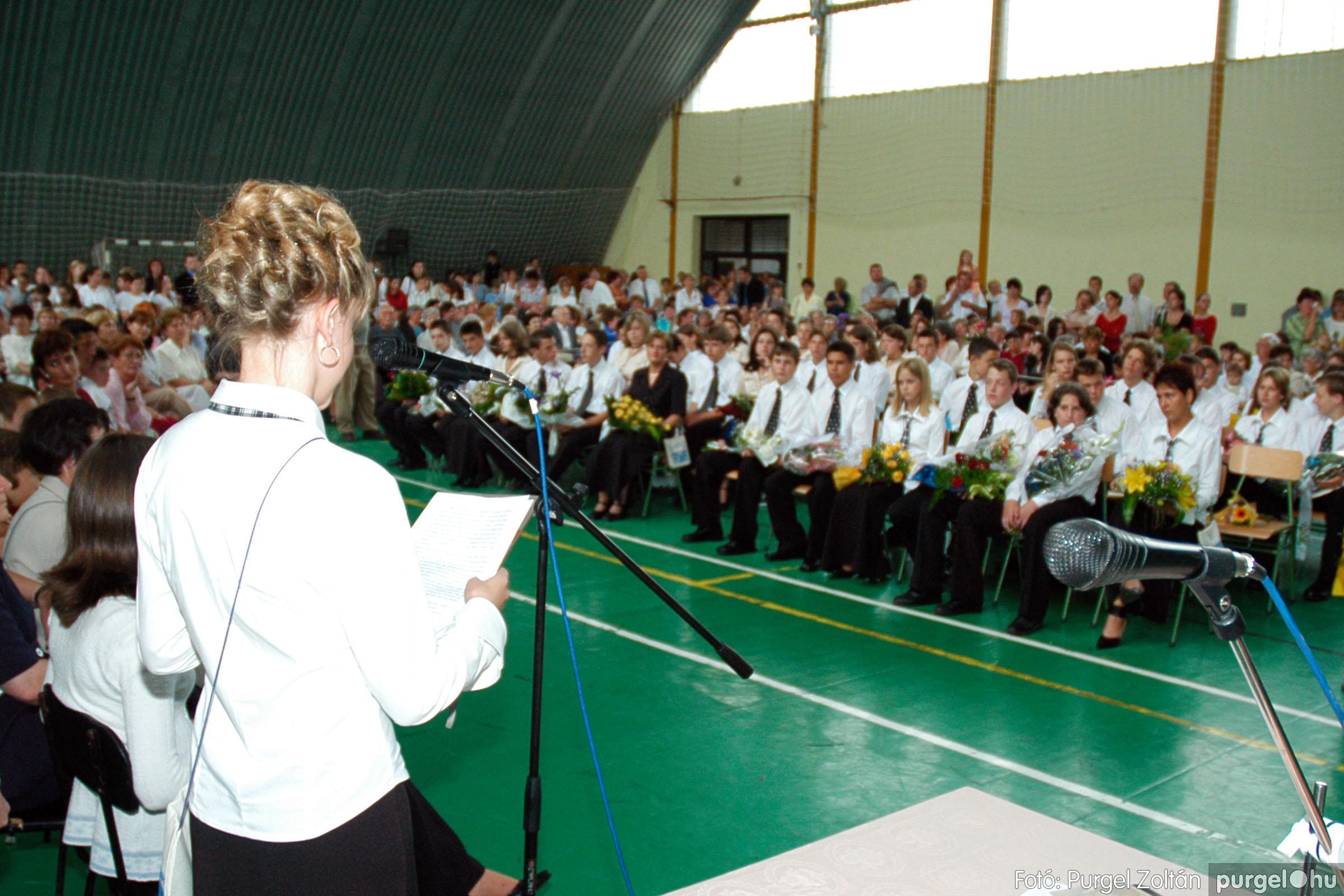 2004.06.12. 059 Forray Máté Általános Iskola ballagás 2004. - Fotó:PURGEL ZOLTÁN© DSC_0125q.jpg