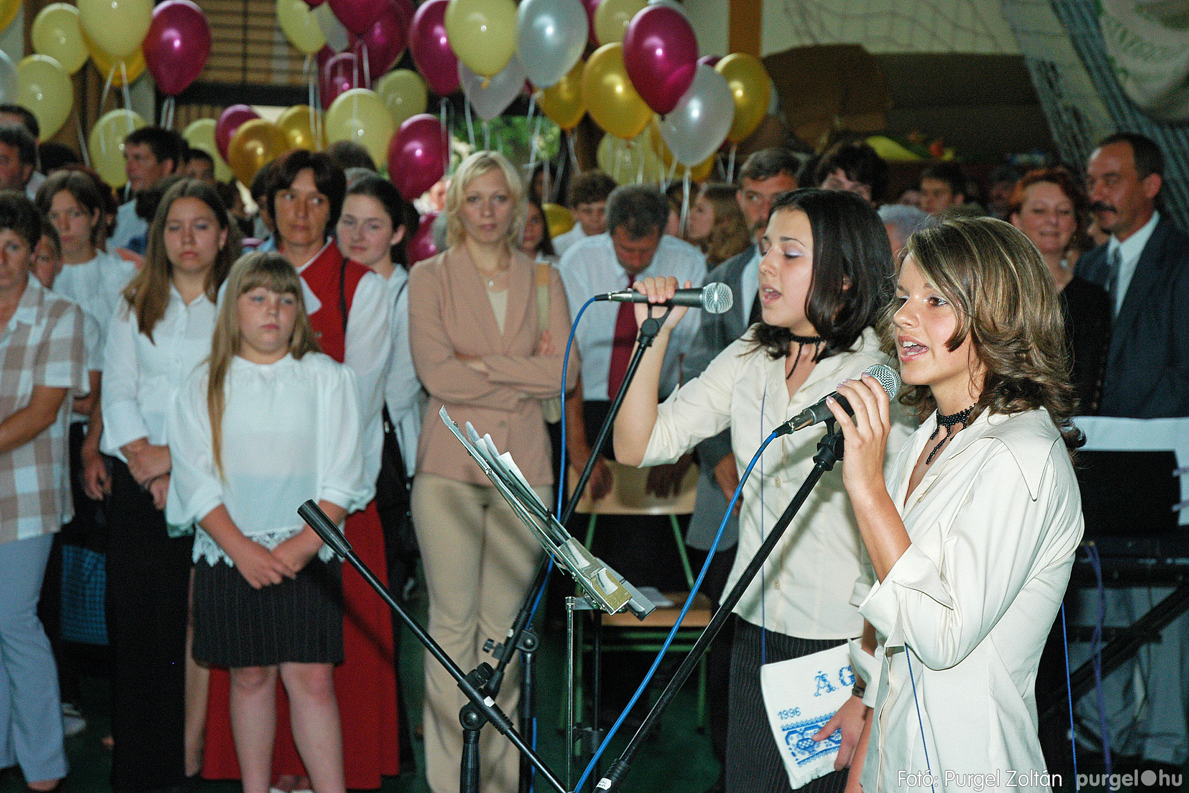 2004.06.12. 054 Forray Máté Általános Iskola ballagás 2004. - Fotó:PURGEL ZOLTÁN© DSC_0117q.jpg