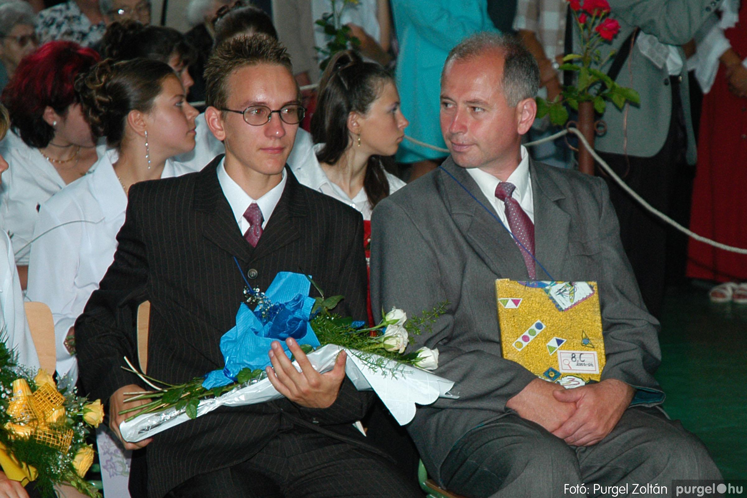 2004.06.12. 047 Forray Máté Általános Iskola ballagás 2004. - Fotó:PURGEL ZOLTÁN© DSC_0108q.jpg