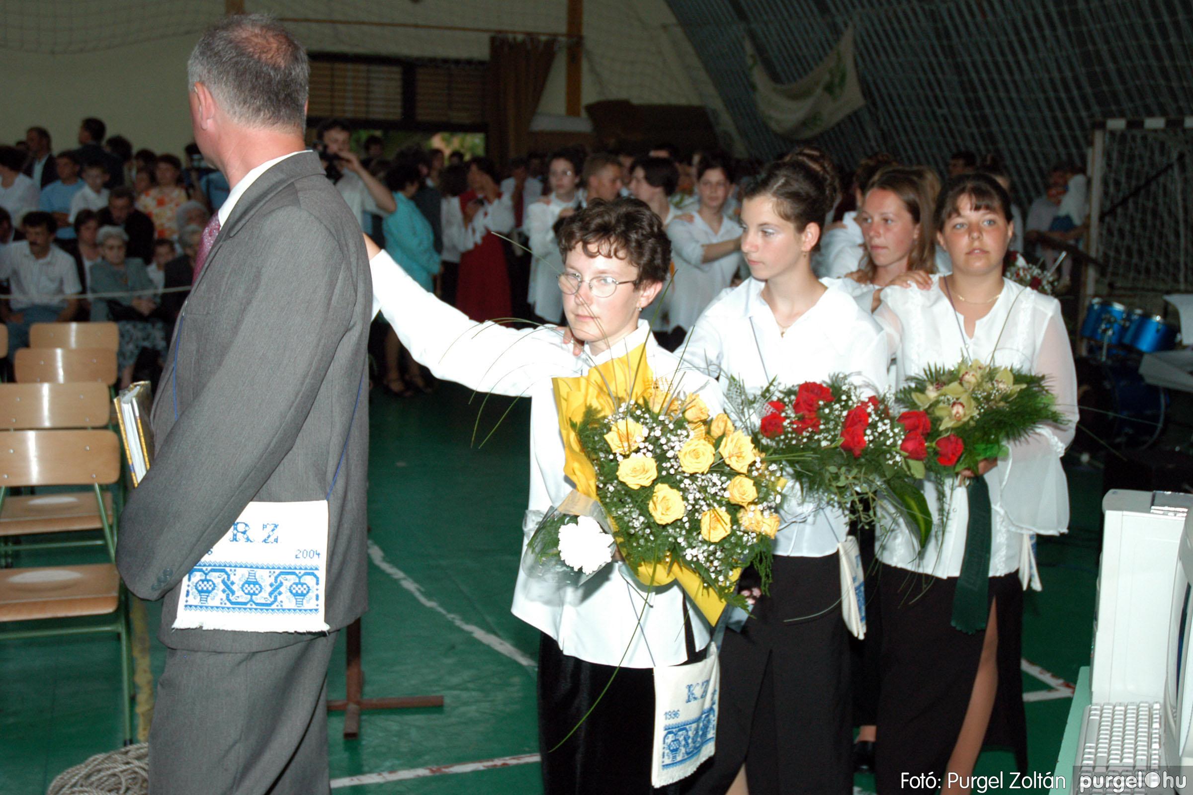 2004.06.12. 040 Forray Máté Általános Iskola ballagás 2004. - Fotó:PURGEL ZOLTÁN© DSC_0097q.jpg