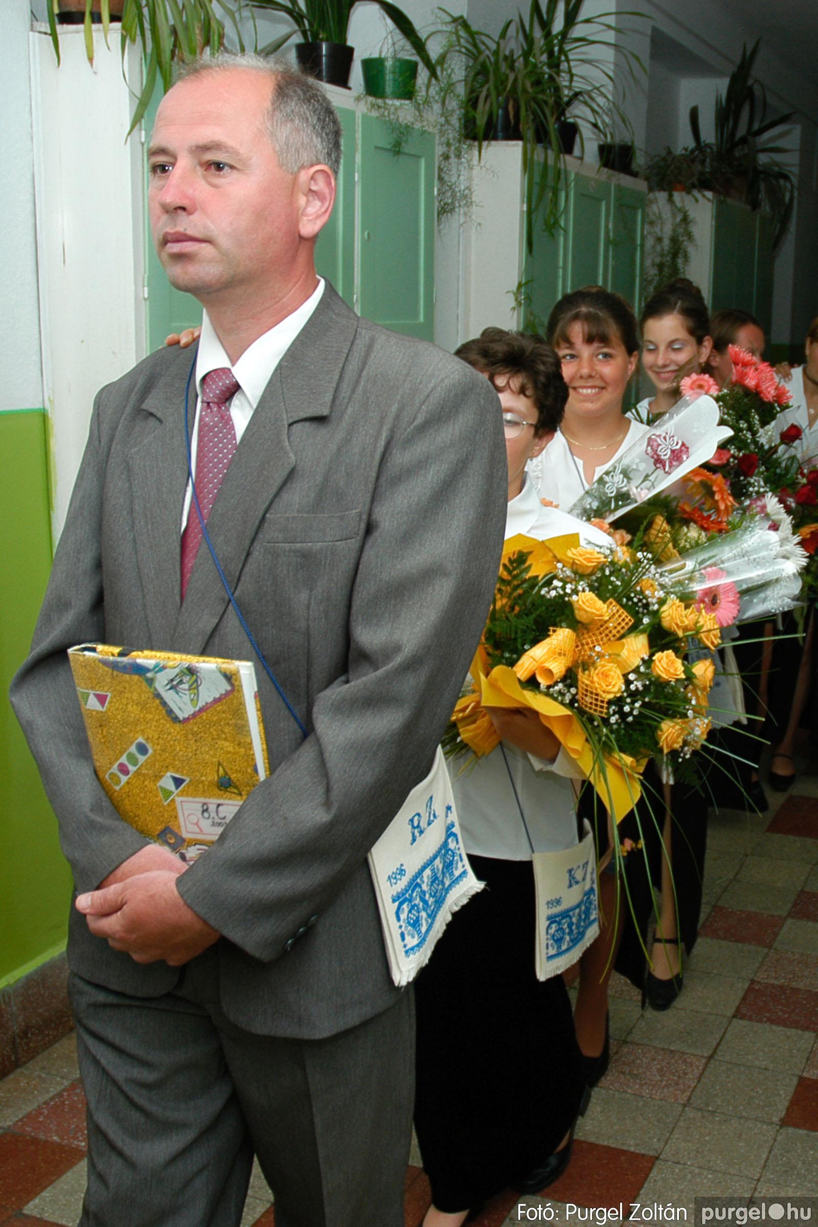 2004.06.12. 031 Forray Máté Általános Iskola ballagás 2004. - Fotó:PURGEL ZOLTÁN© DSC_0079q.jpg