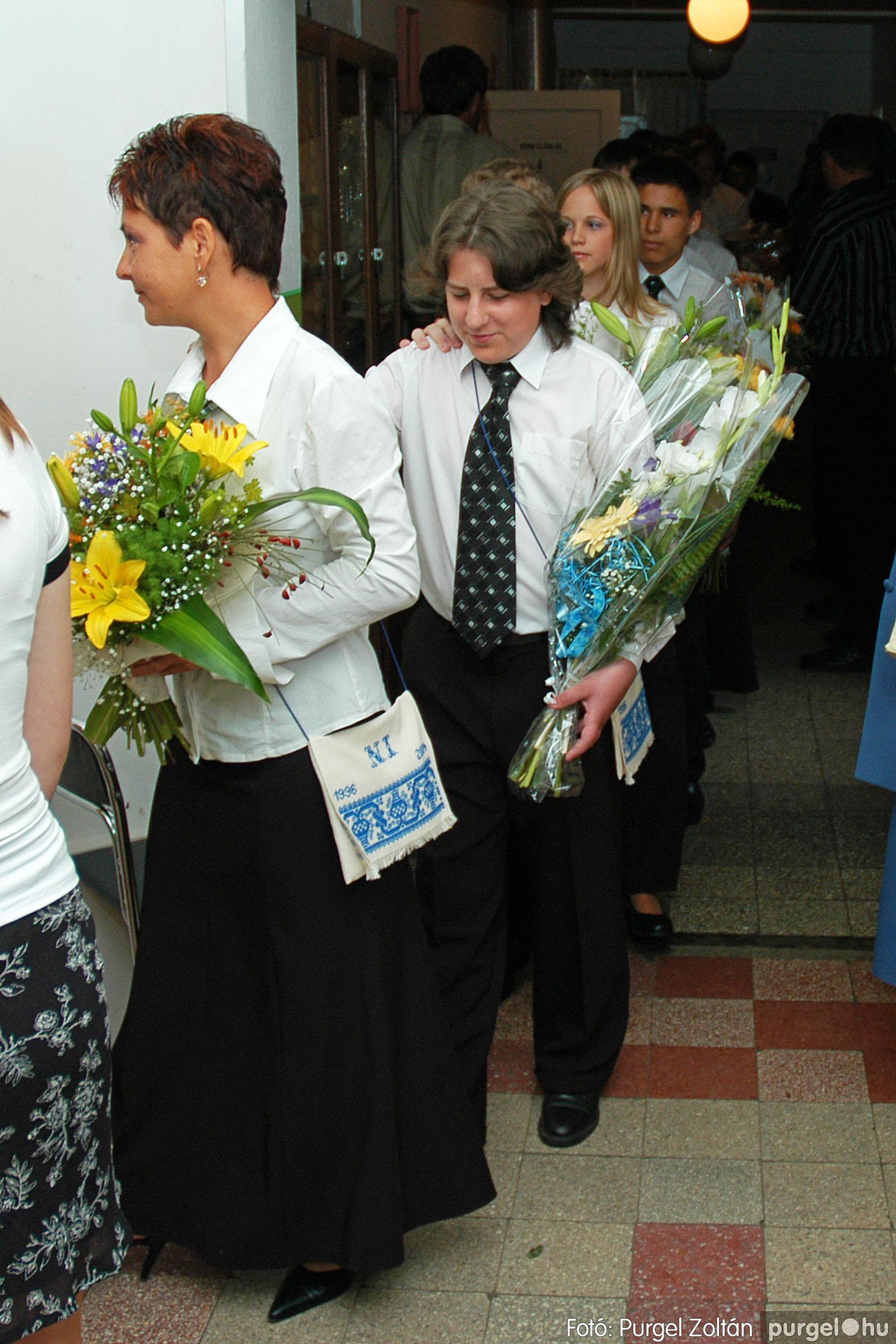 2004.06.12. 025 Forray Máté Általános Iskola ballagás 2004. - Fotó:PURGEL ZOLTÁN© DSC_0069q.jpg