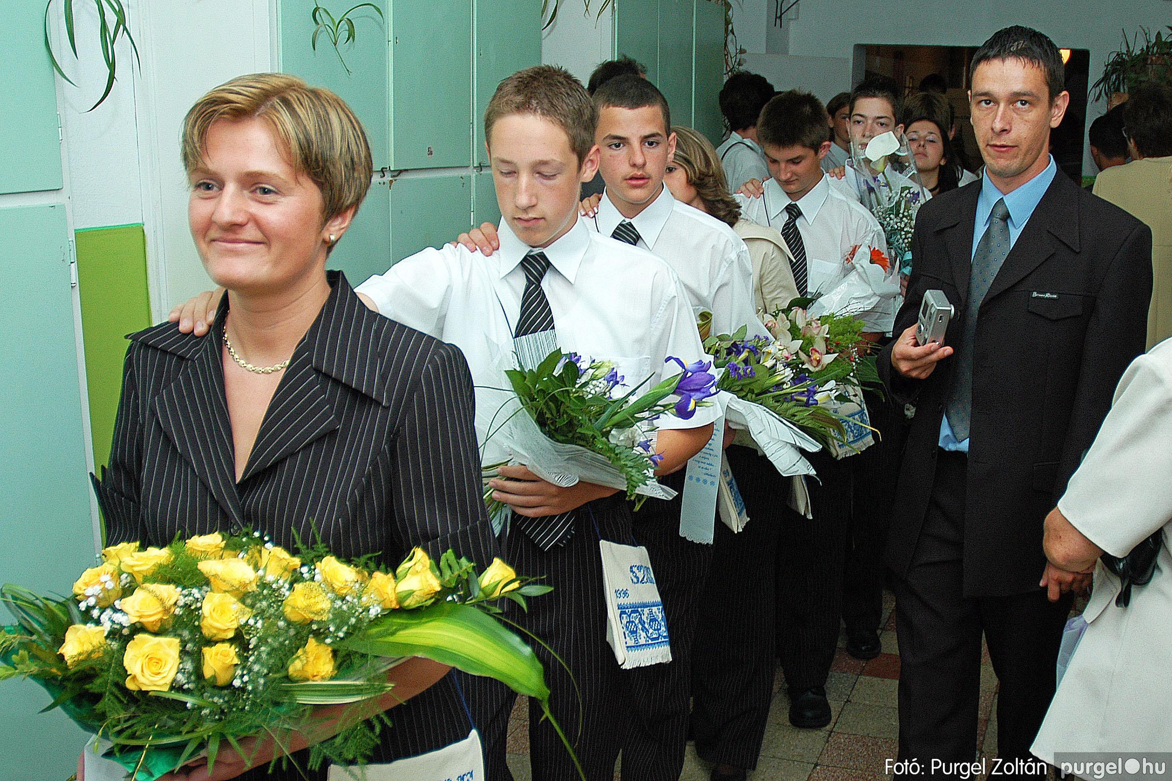2004.06.12. 024 Forray Máté Általános Iskola ballagás 2004. - Fotó:PURGEL ZOLTÁN© DSC_0068q.jpg