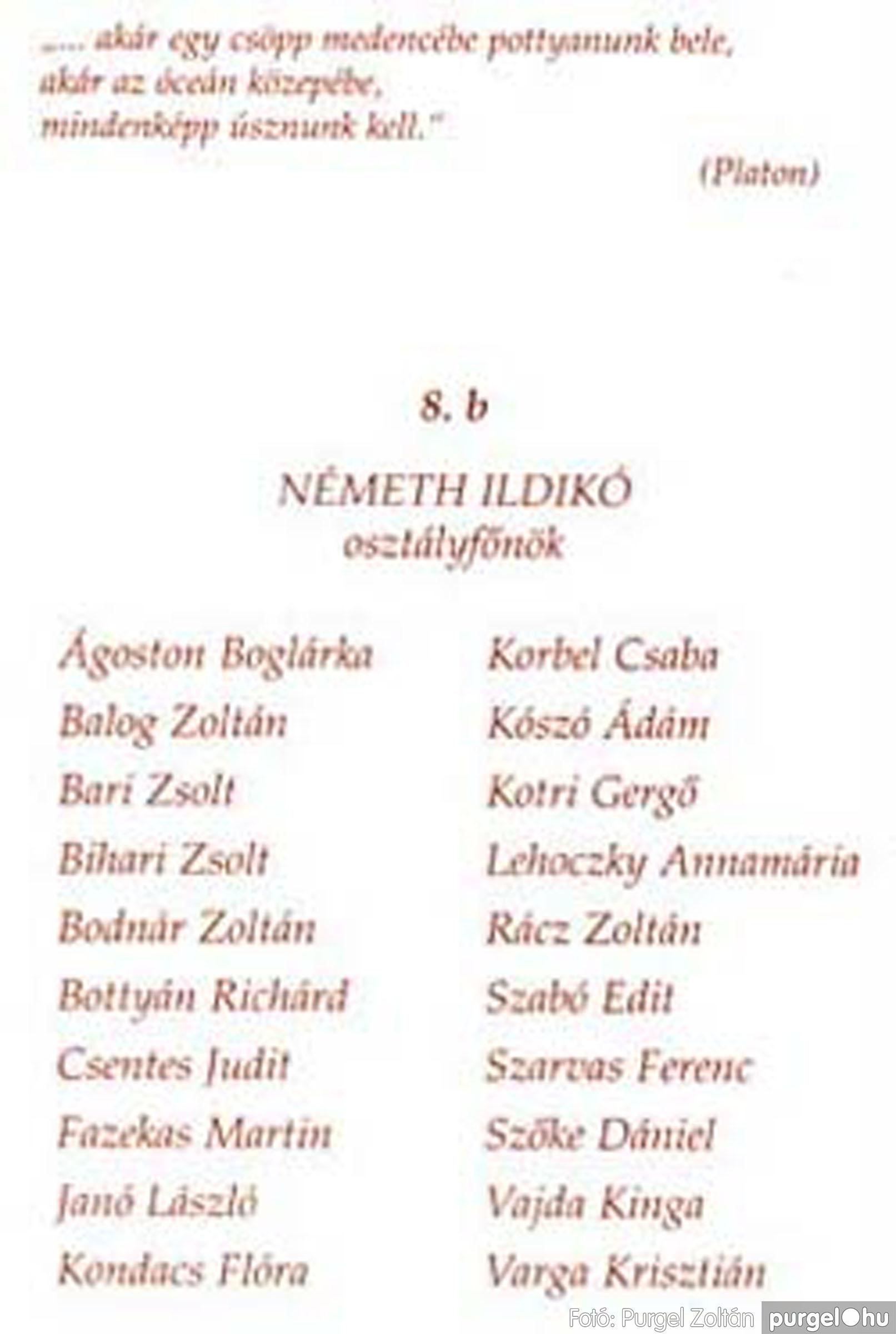 2004.06.12. 000 Forray Máté Általános Iskola ballagási meghívó 2004. - Fotó:PURGEL ZOLTÁN© 001b.jpg