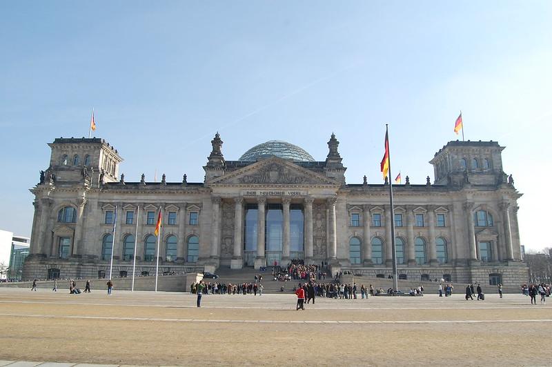 Qué ver en Berlín Reichstag