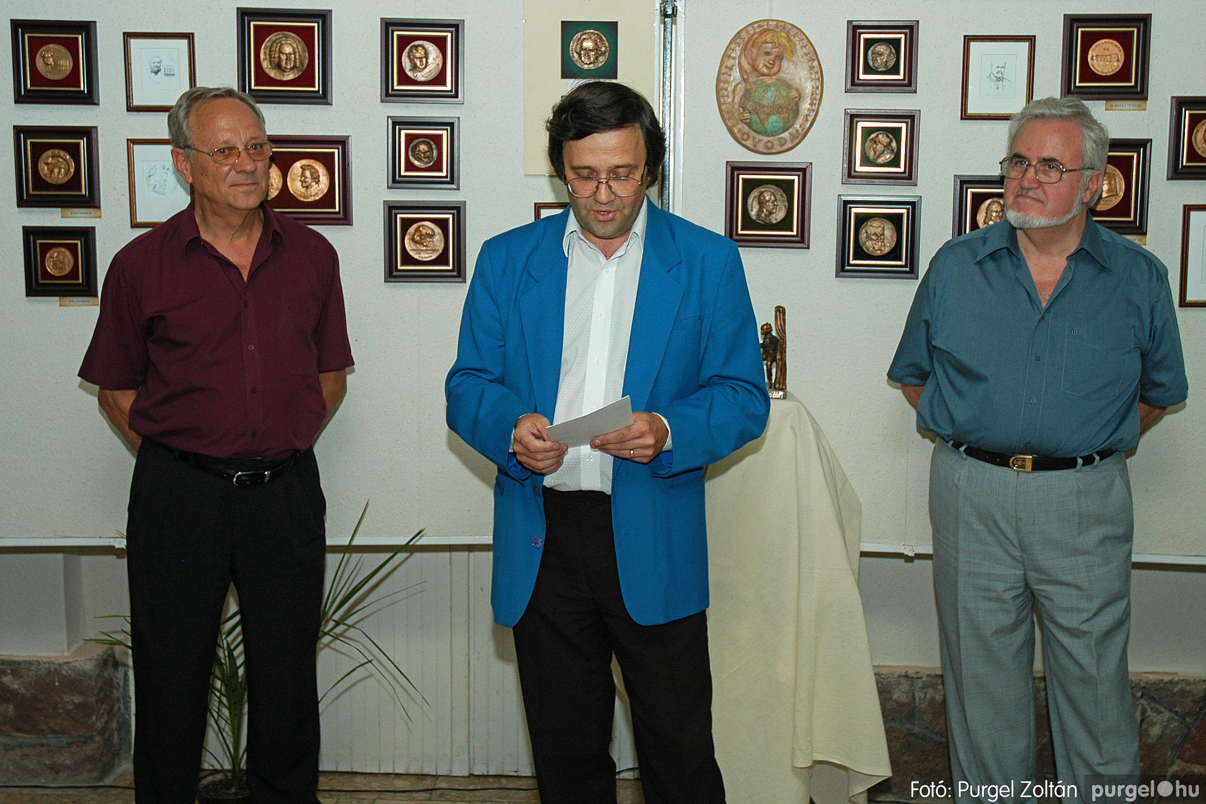 2004.07.11. 010 Krasznai János és Juhász Miklós kiállítása - Fotó:PURGEL ZOLTÁN© DSC_0015q.jpg