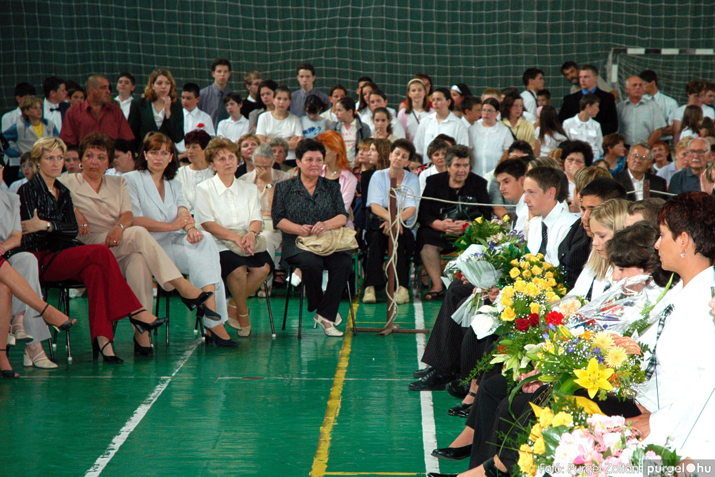 2004.06.12. 068 Forray Máté Általános Iskola ballagás 2004. - Fotó:PURGEL ZOLTÁN© DSC_0135q.jpg