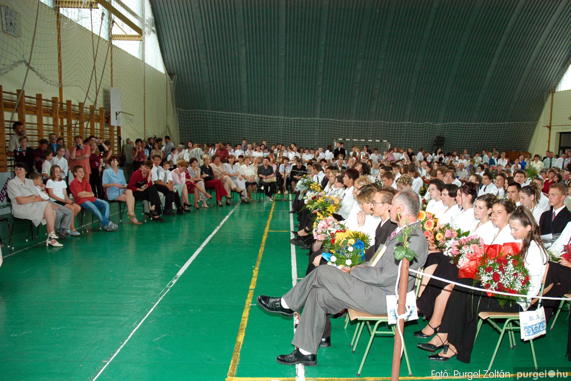 2004.06.12. 067 Forray Máté Általános Iskola ballagás 2004. - Fotó:PURGEL ZOLTÁN© DSC_0134q.jpg