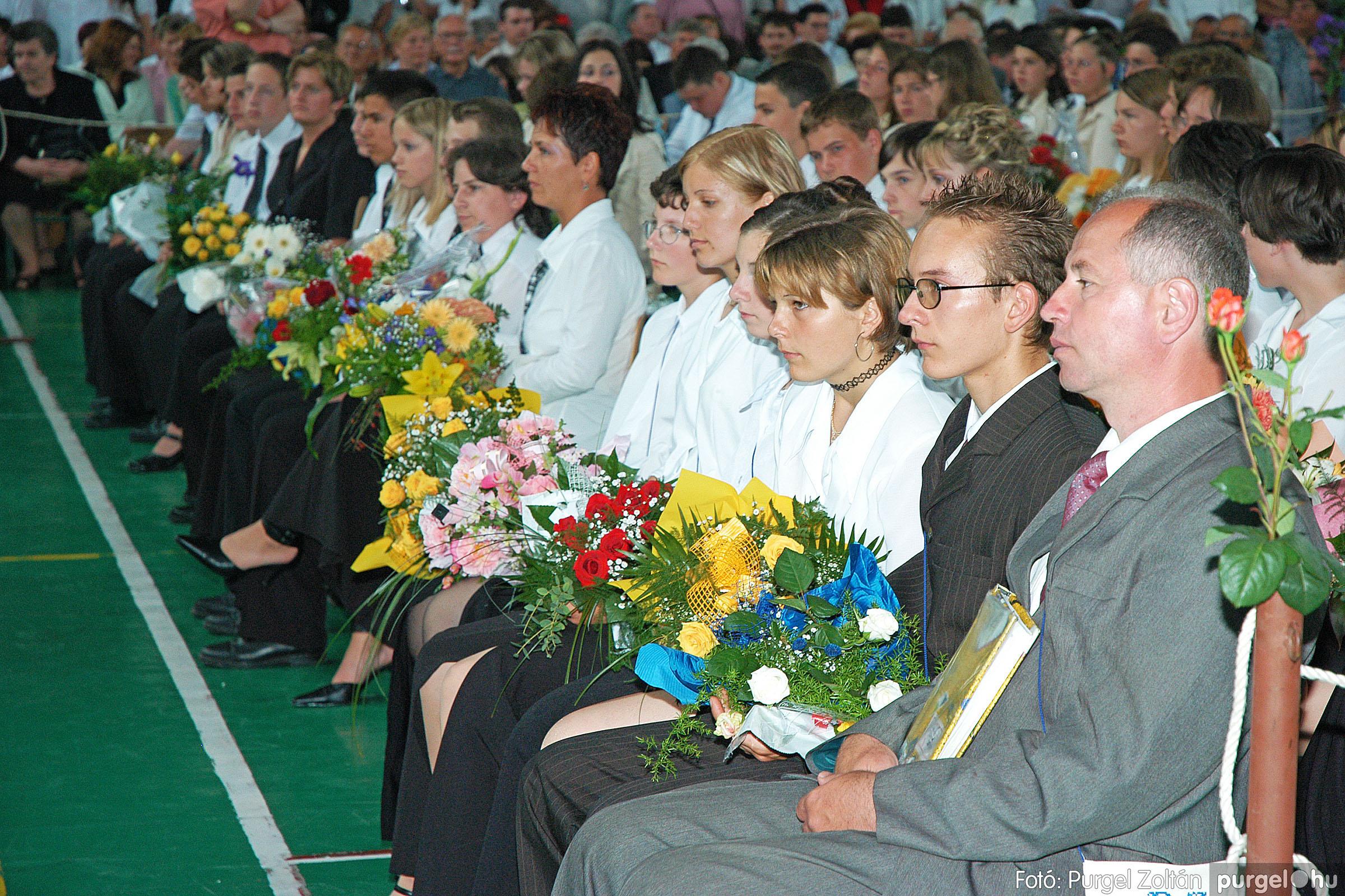 2004.06.12. 051 Forray Máté Általános Iskola ballagás 2004. - Fotó:PURGEL ZOLTÁN© DSC_0112q.jpg