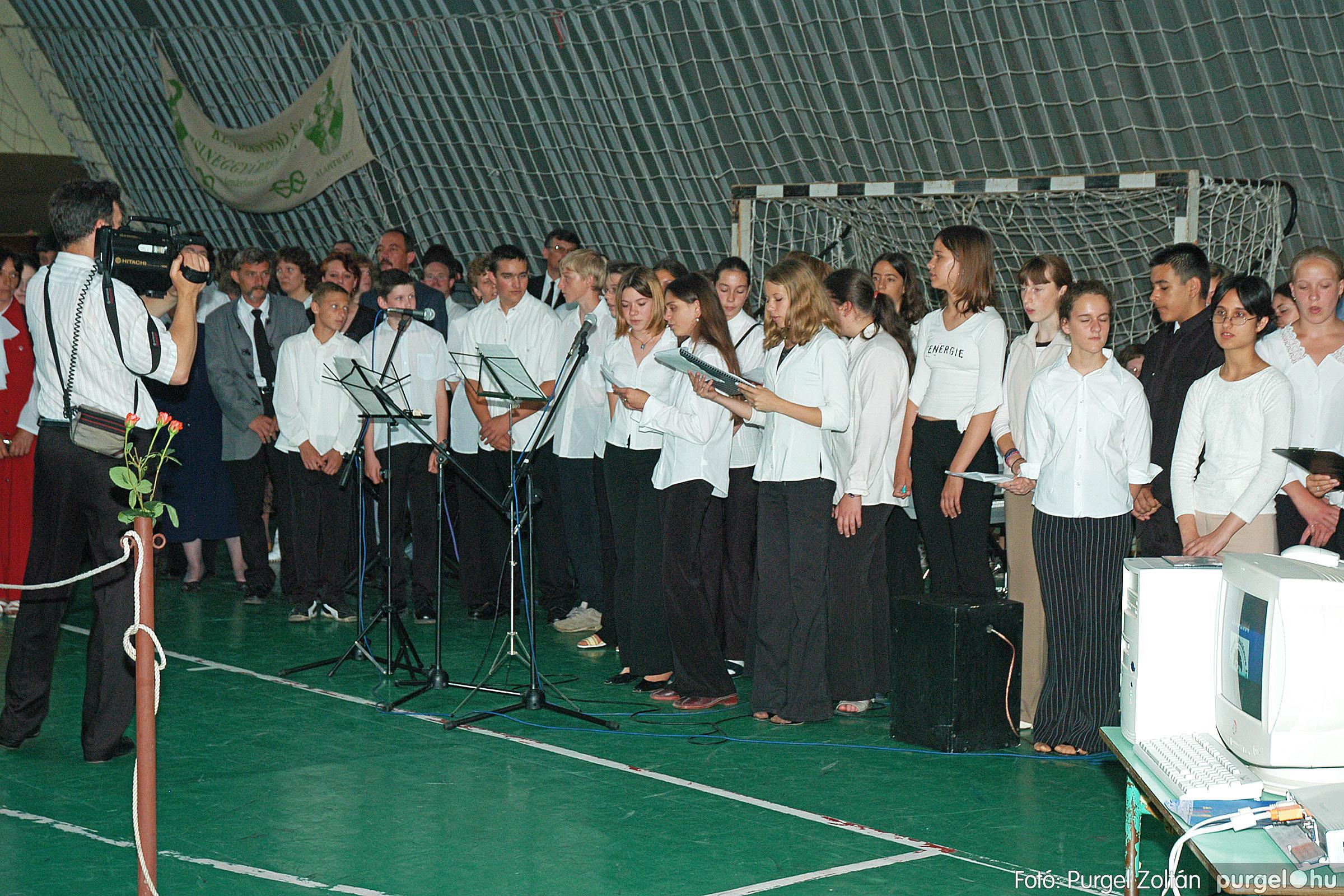 2004.06.12. 046 Forray Máté Általános Iskola ballagás 2004. - Fotó:PURGEL ZOLTÁN© DSC_0107q.jpg