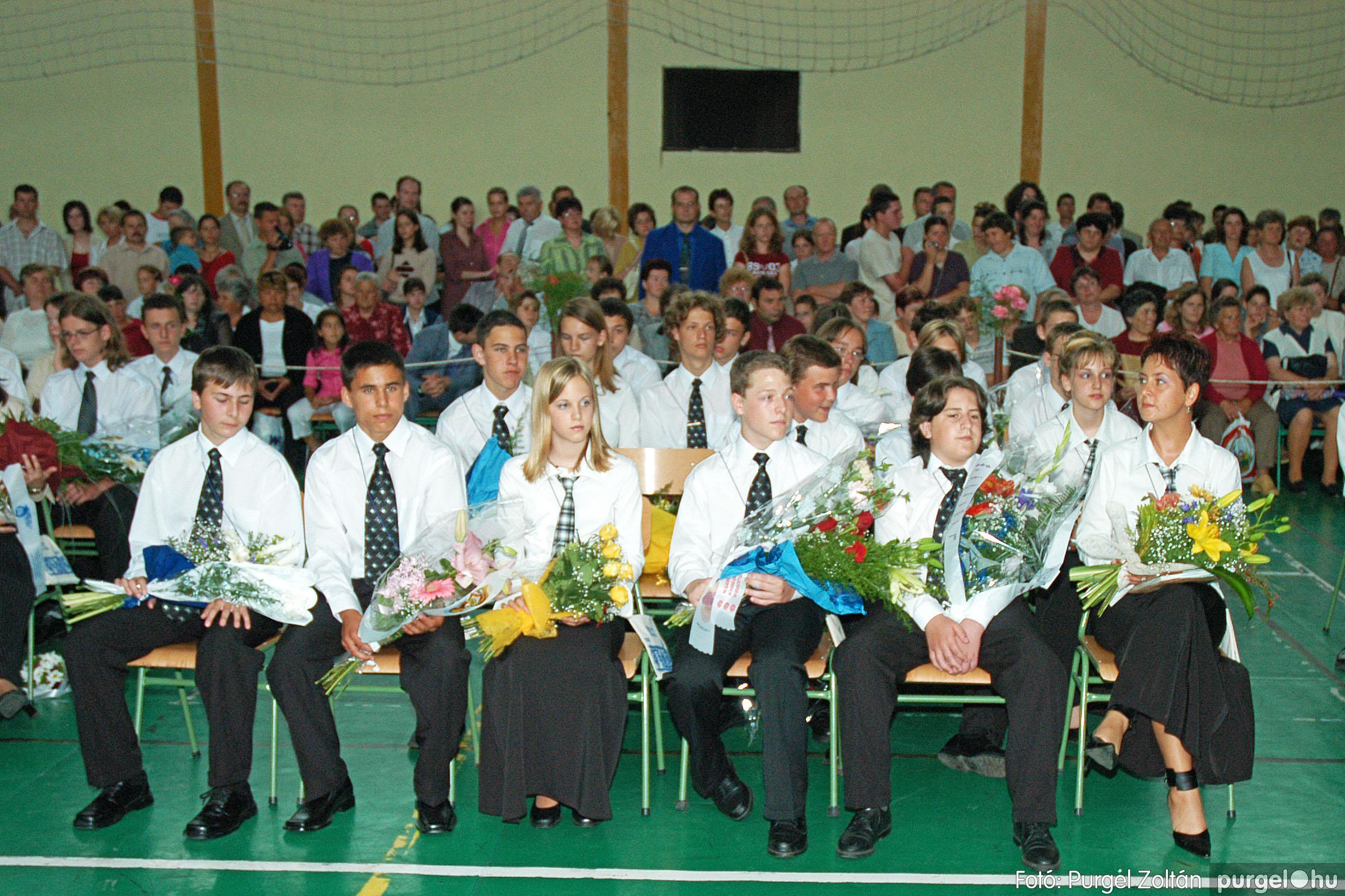 2004.06.12. 042 Forray Máté Általános Iskola ballagás 2004. - Fotó:PURGEL ZOLTÁN© DSC_0100q.jpg