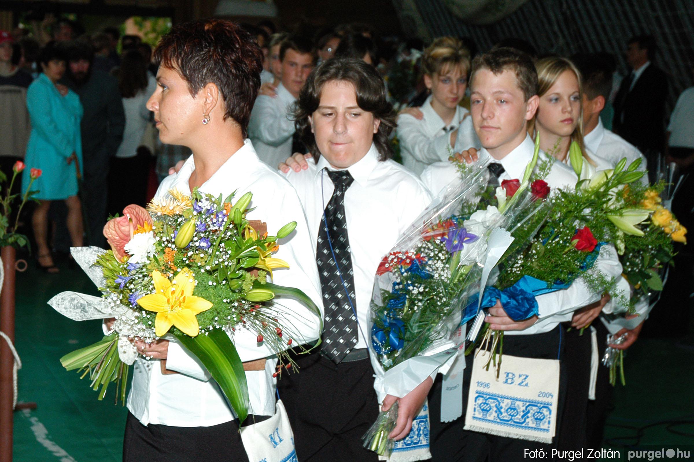 2004.06.12. 038 Forray Máté Általános Iskola ballagás 2004. - Fotó:PURGEL ZOLTÁN© DSC_0094q.jpg
