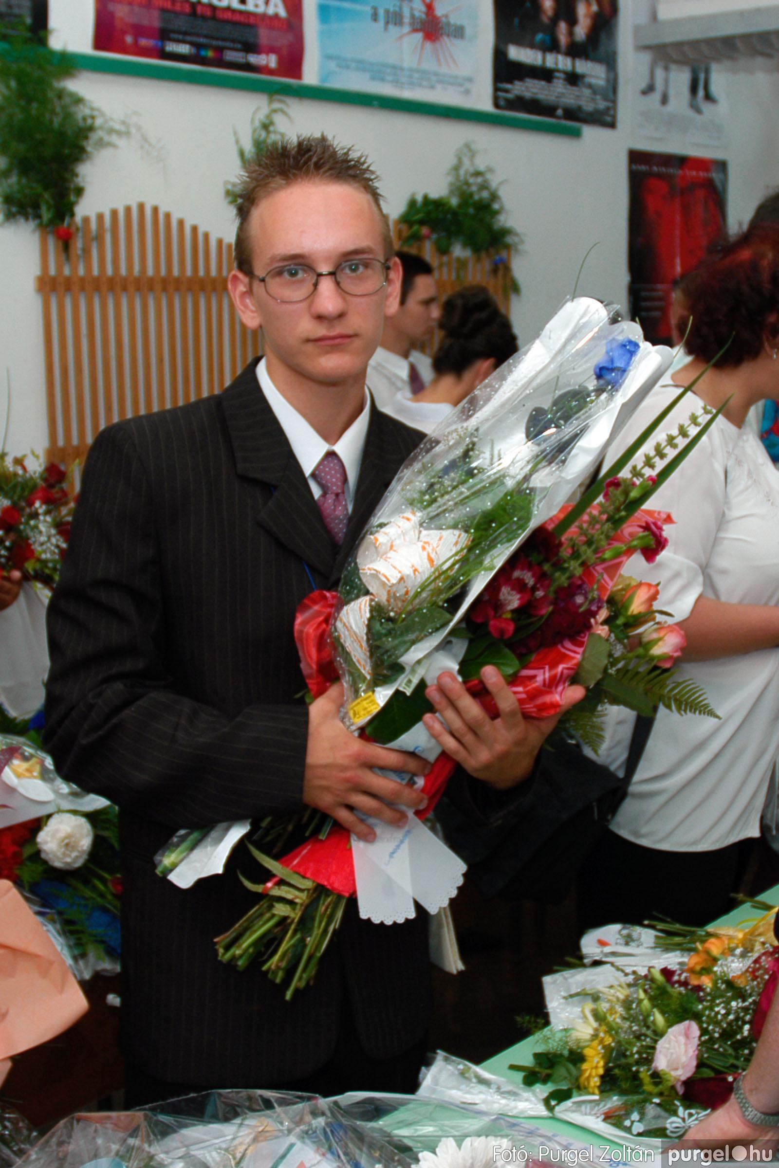 2004.06.12. 020 Forray Máté Általános Iskola ballagás 2004. - Fotó:PURGEL ZOLTÁN© DSC_0062q.jpg