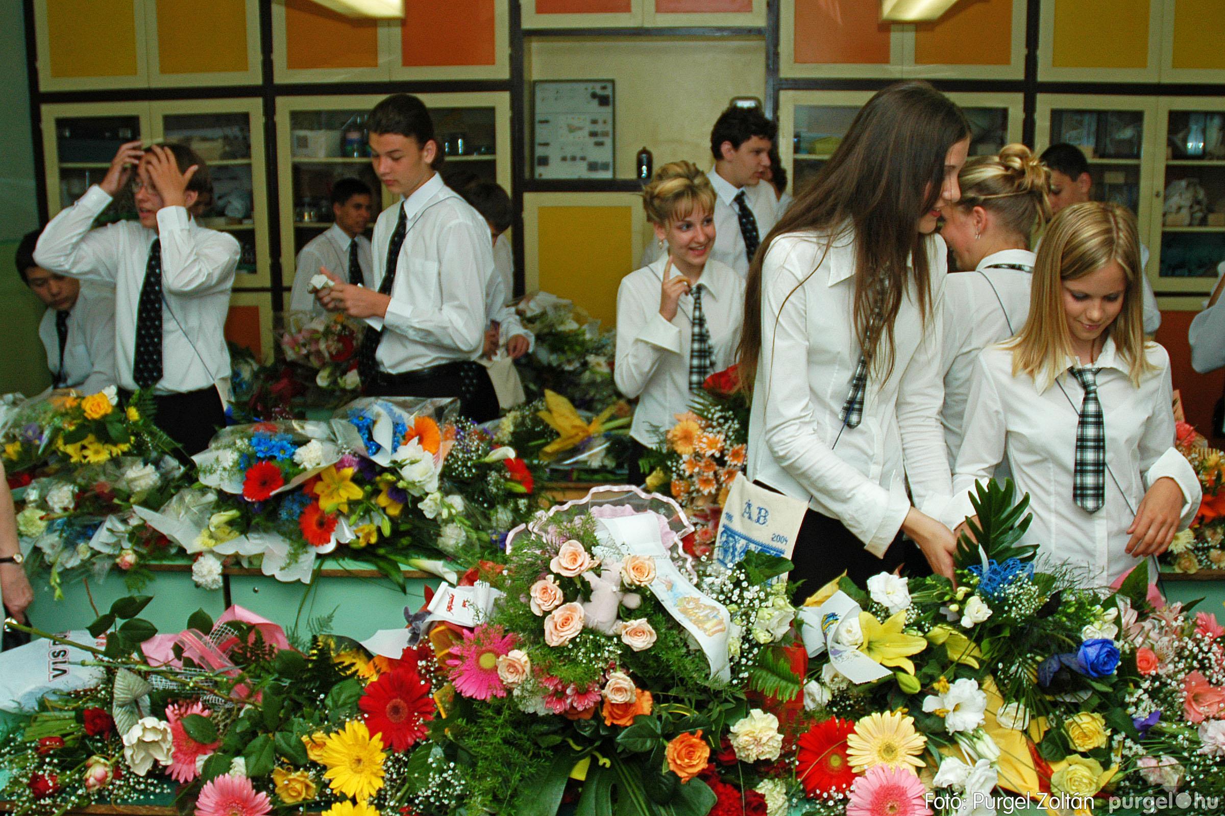 2004.06.12. 017 Forray Máté Általános Iskola ballagás 2004. - Fotó:PURGEL ZOLTÁN© DSC_0058q.jpg