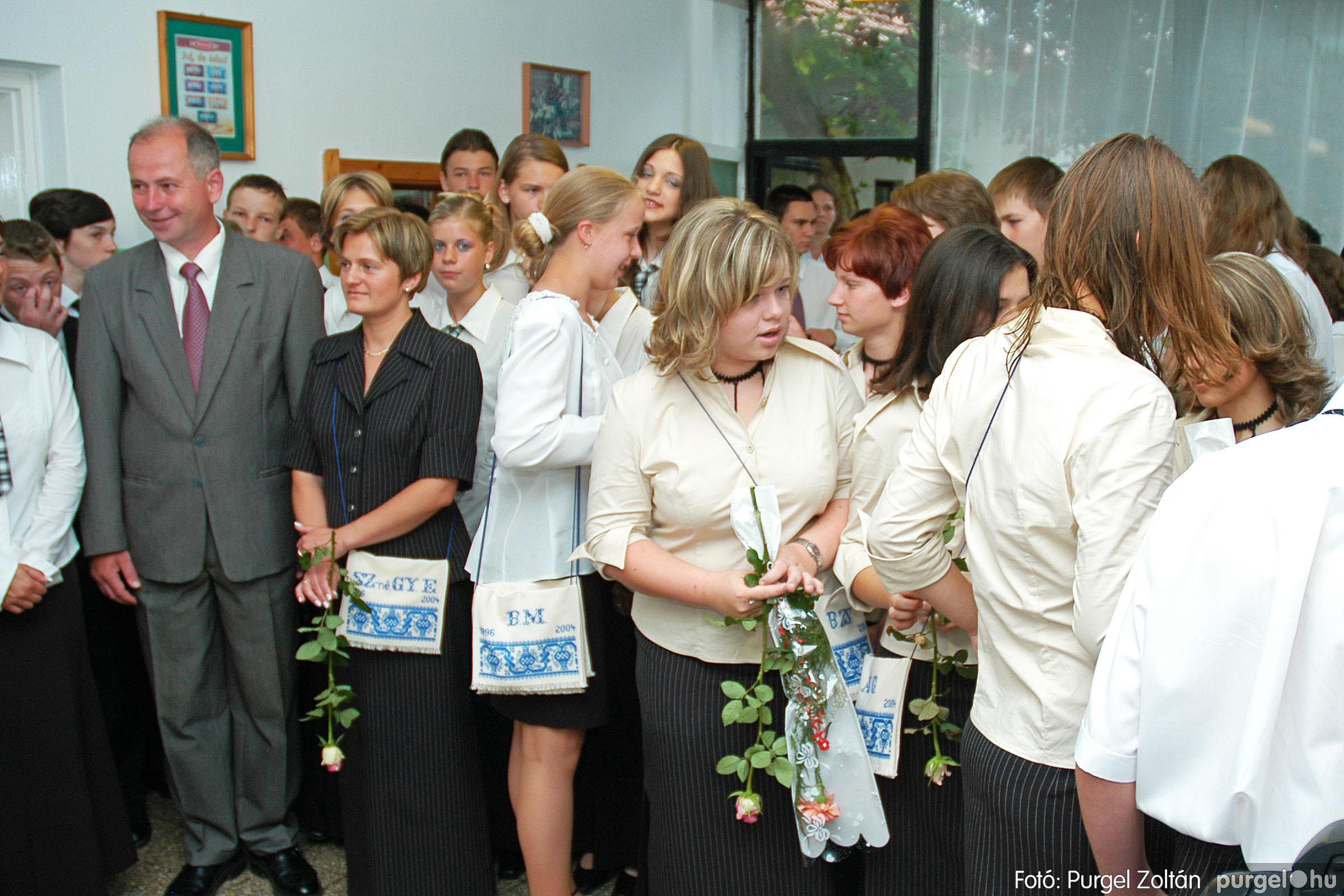 2004.06.12. 009 Forray Máté Általános Iskola ballagás 2004. - Fotó:PURGEL ZOLTÁN© DSC_0049q.jpg