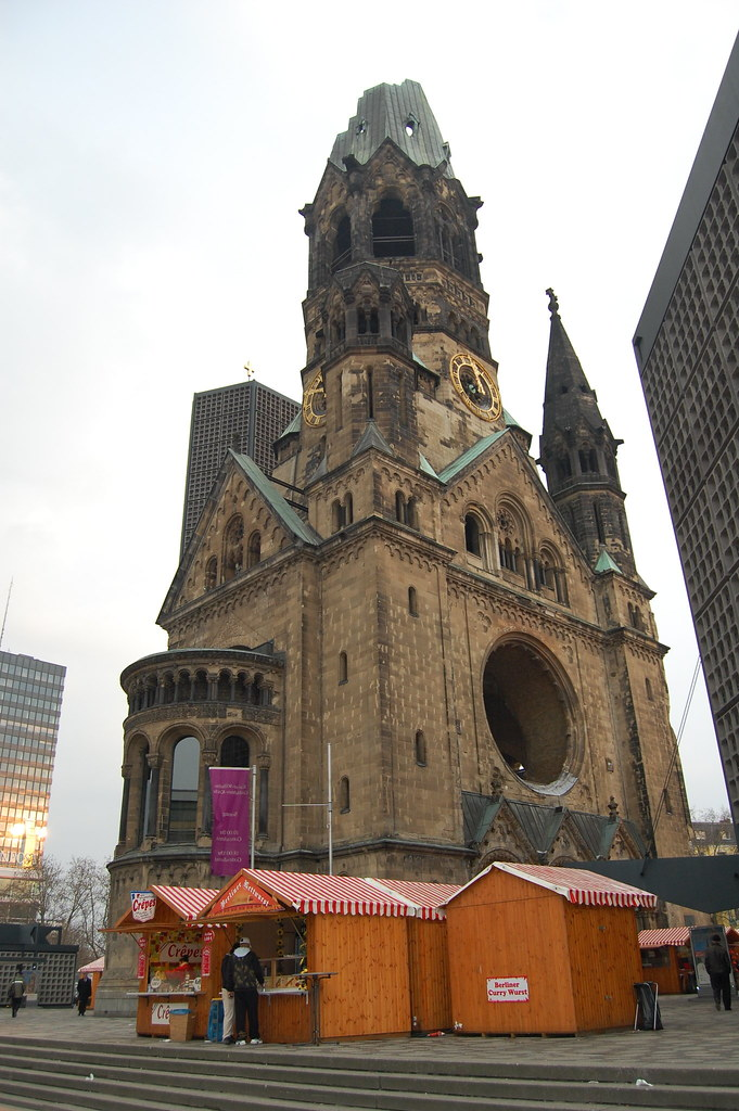 Iglesia de la muela podrida Berlín