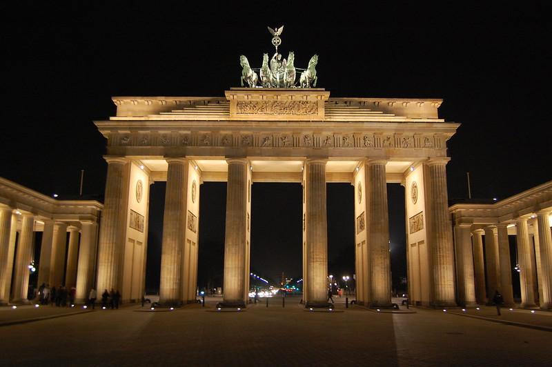 Guía de Berlín 4 días Puerta de Brandenburgo
