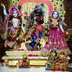 ISKCON GEV Wada Deity Darshan 01 Aug 2019