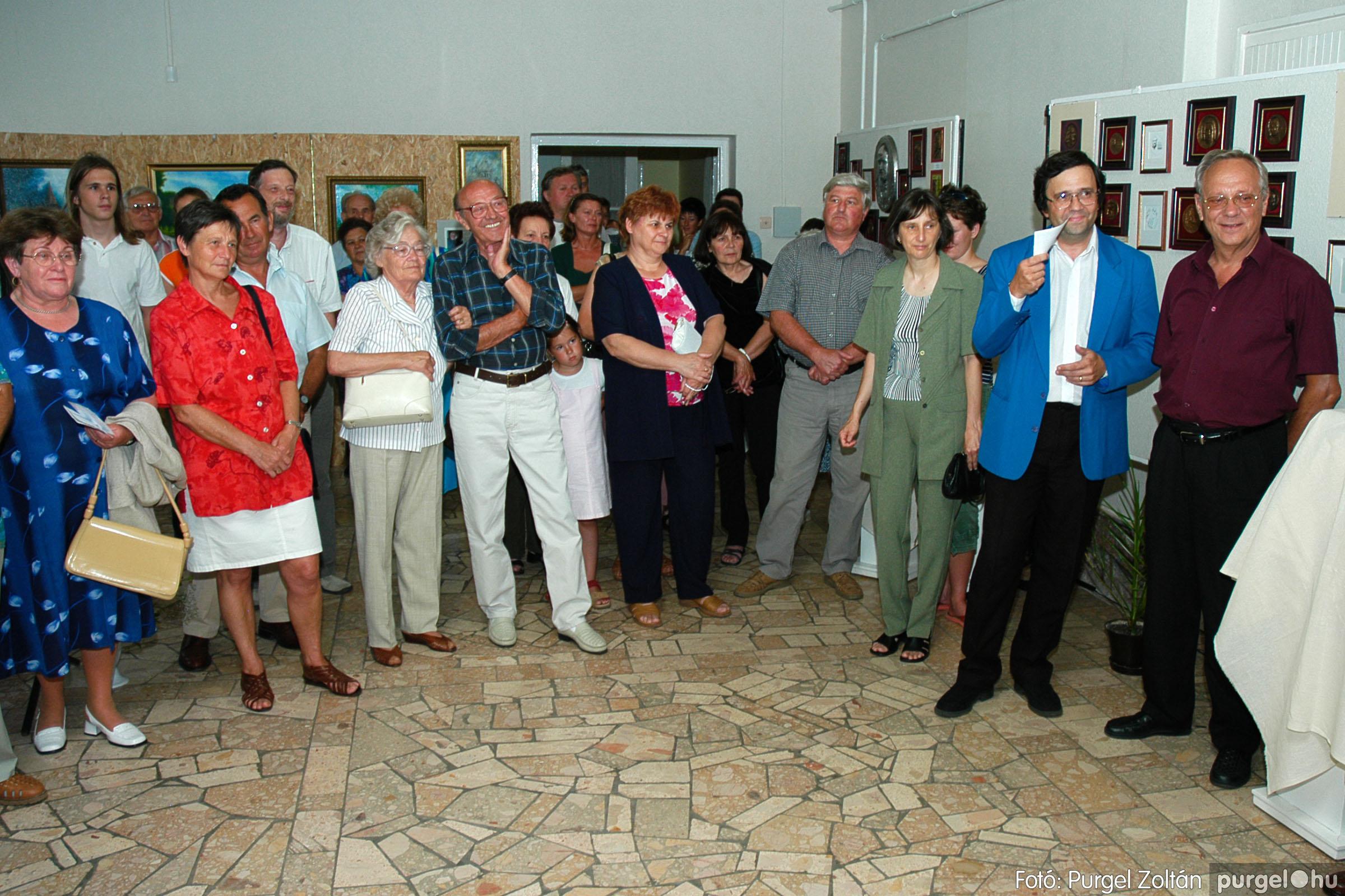 2004.07.11. 007 Krasznai János és Juhász Miklós kiállítása - Fotó:PURGEL ZOLTÁN© DSC_0011q.jpg