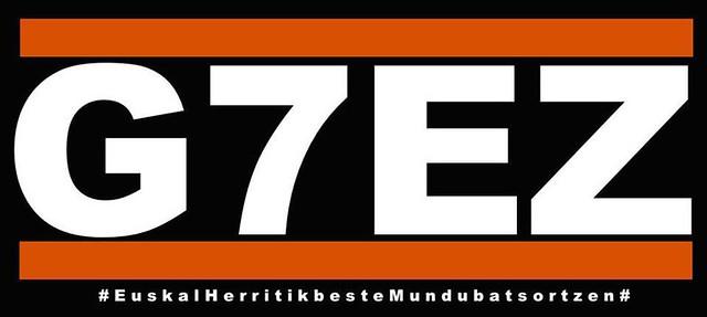 G7 EZ! banerra