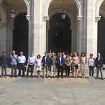 Concentración en repulsa por la mujer asesinada de Burgos (1-8-2019)