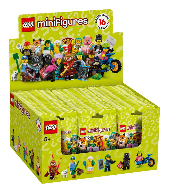 LEGO Collectible Minifigure Series 19