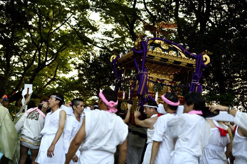 検見川神社例祭