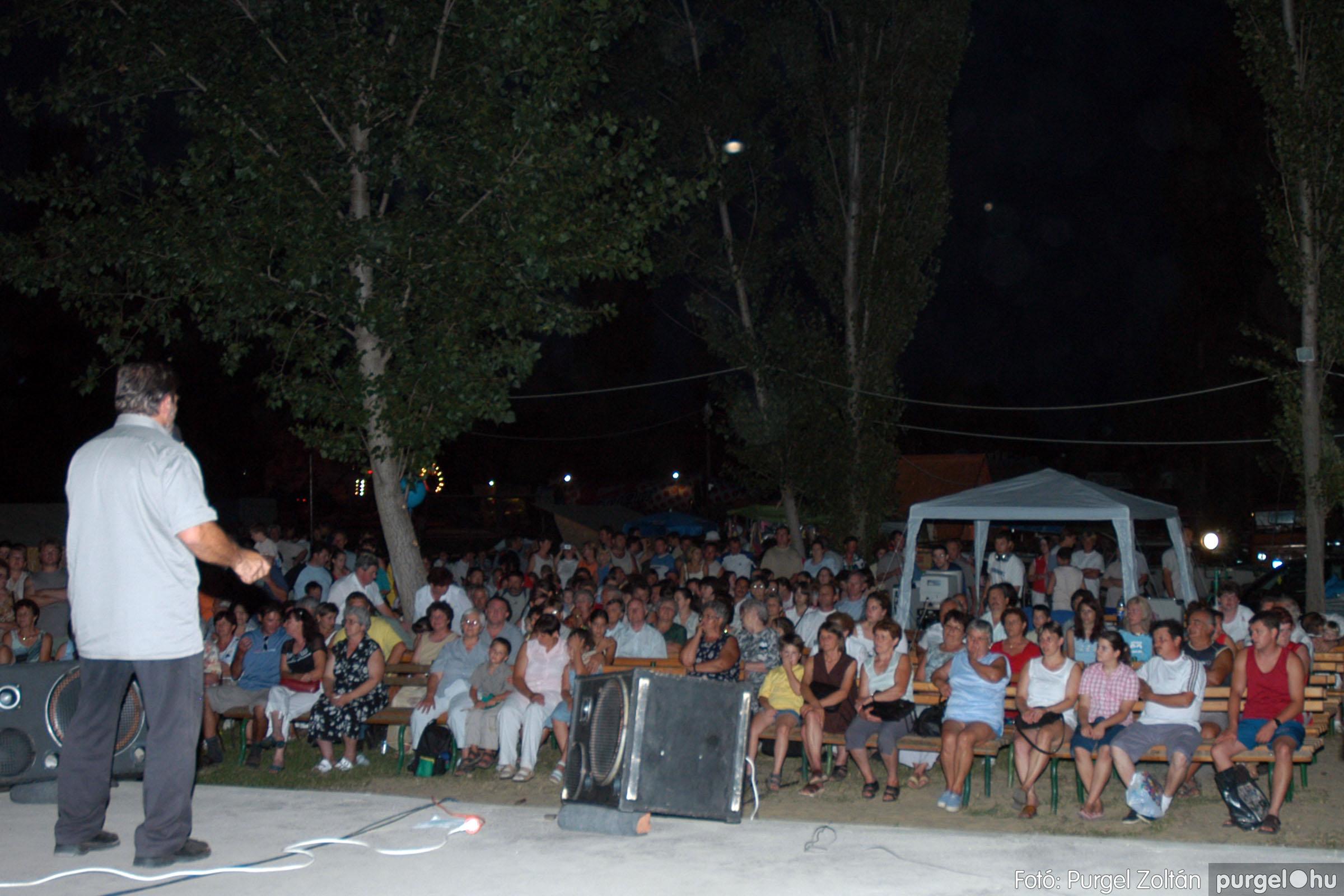 2004.08.20. 164 Szegvári falunapok 2004. 2. nap - Fotó:PURGEL ZOLTÁN© DSC_0209q.jpg