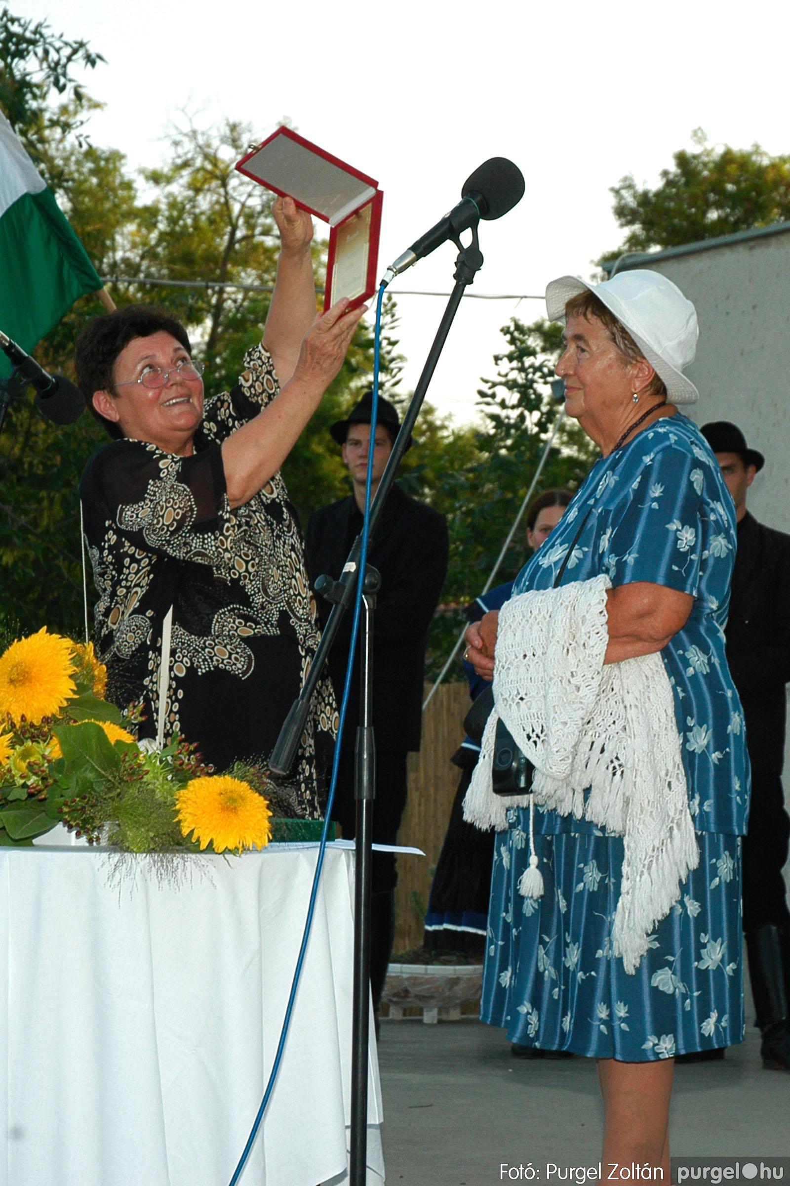 2004.08.20. 134 Szegvári falunapok 2004. 2. nap - Fotó:PURGEL ZOLTÁN© DSC_0165q.jpg