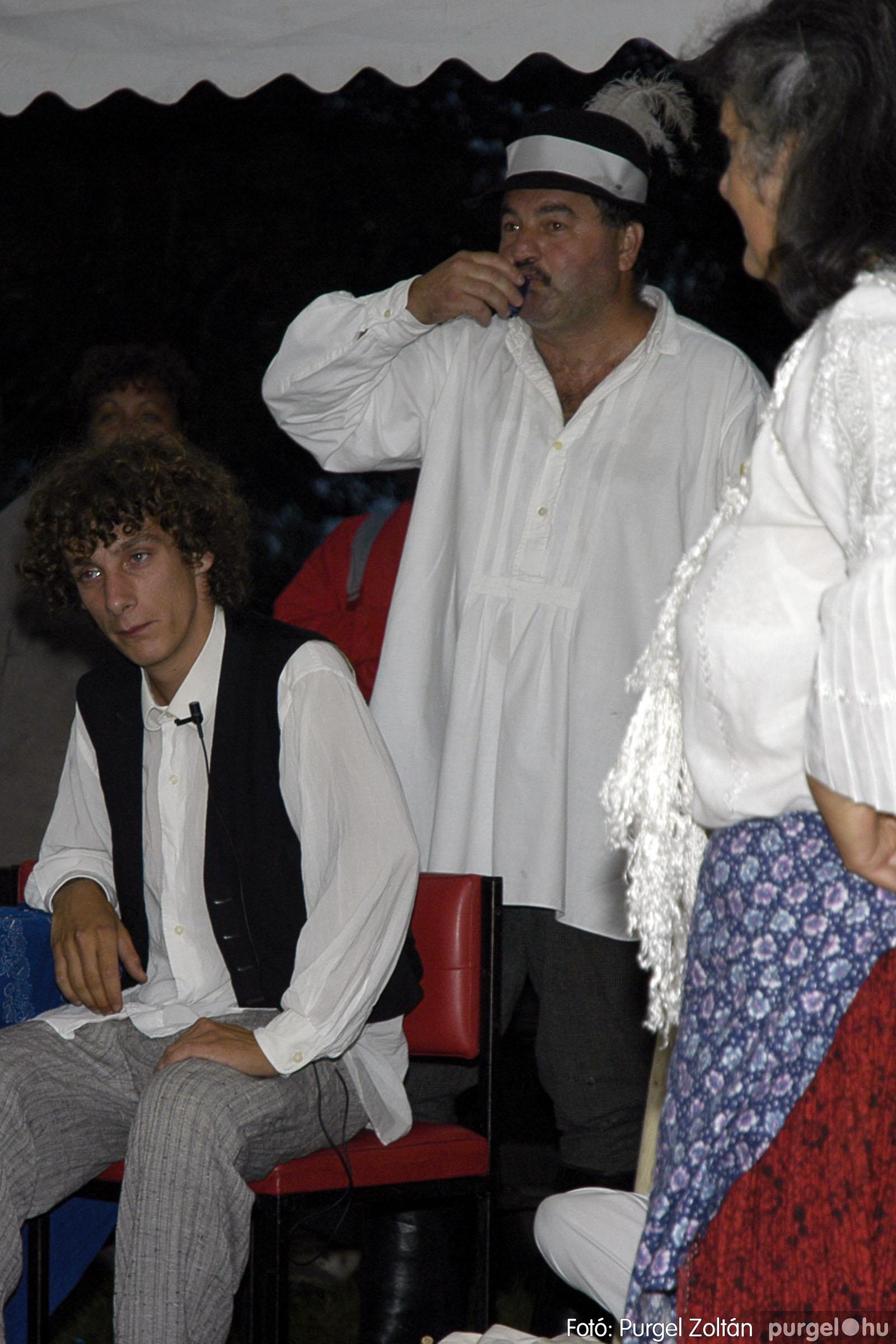 2004.08.22. 100 Szegvári falunapok 2004. 4. nap - Fotó:PURGEL ZOLTÁN© DSC_0113q.jpg