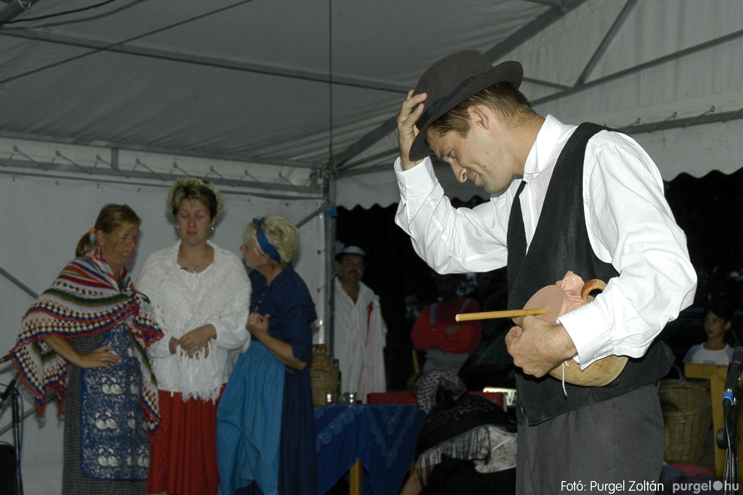 2004.08.22. 089 Szegvári falunapok 2004. 4. nap - Fotó:PURGEL ZOLTÁN© DSC_0100q.jpg