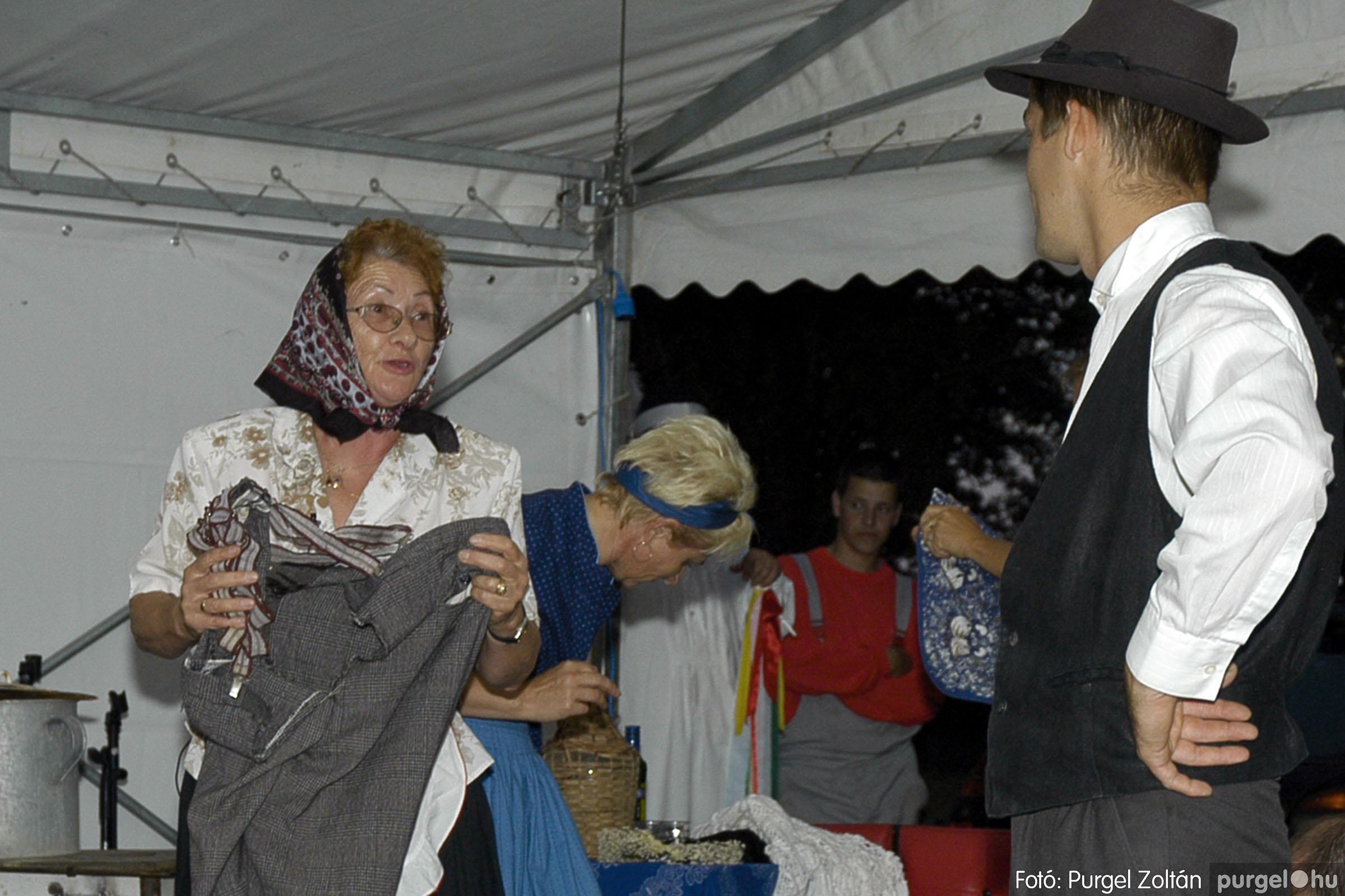 2004.08.22. 076 Szegvári falunapok 2004. 4. nap - Fotó:PURGEL ZOLTÁN© DSC_0086q.jpg