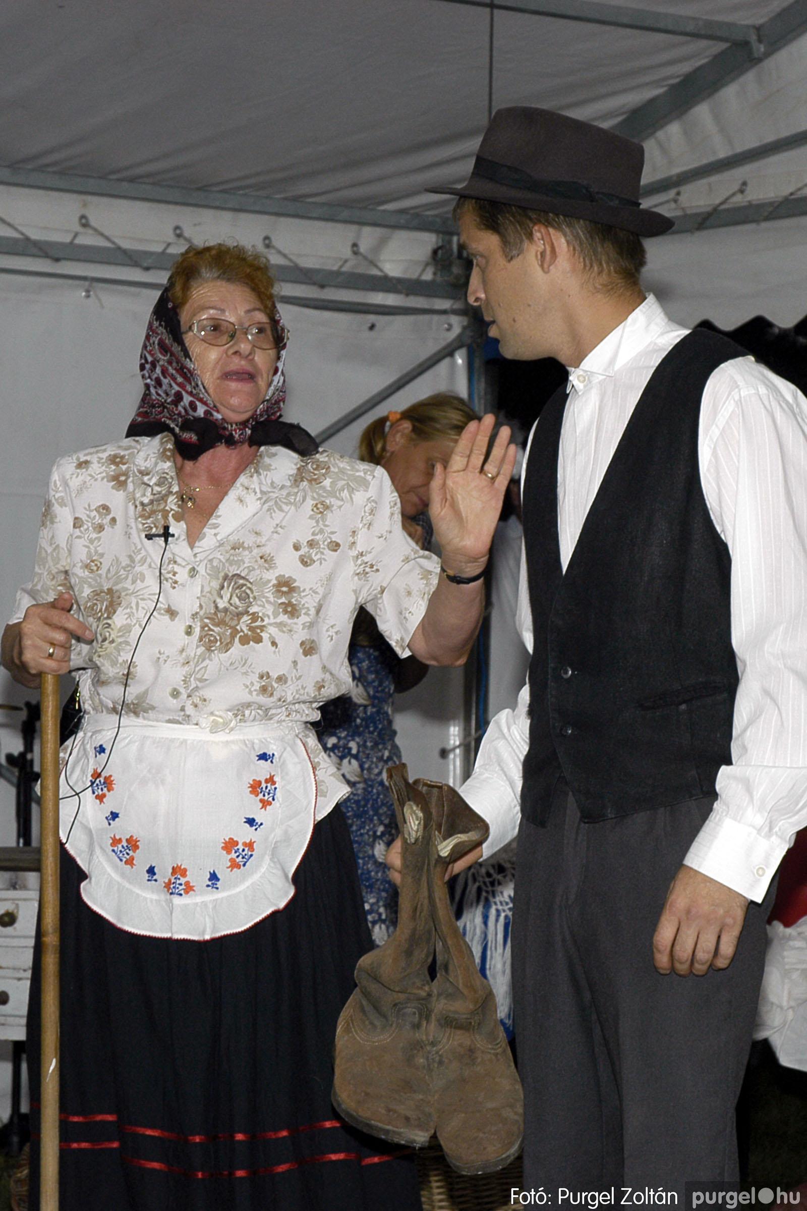 2004.08.22. 074 Szegvári falunapok 2004. 4. nap - Fotó:PURGEL ZOLTÁN© DSC_0084q.jpg