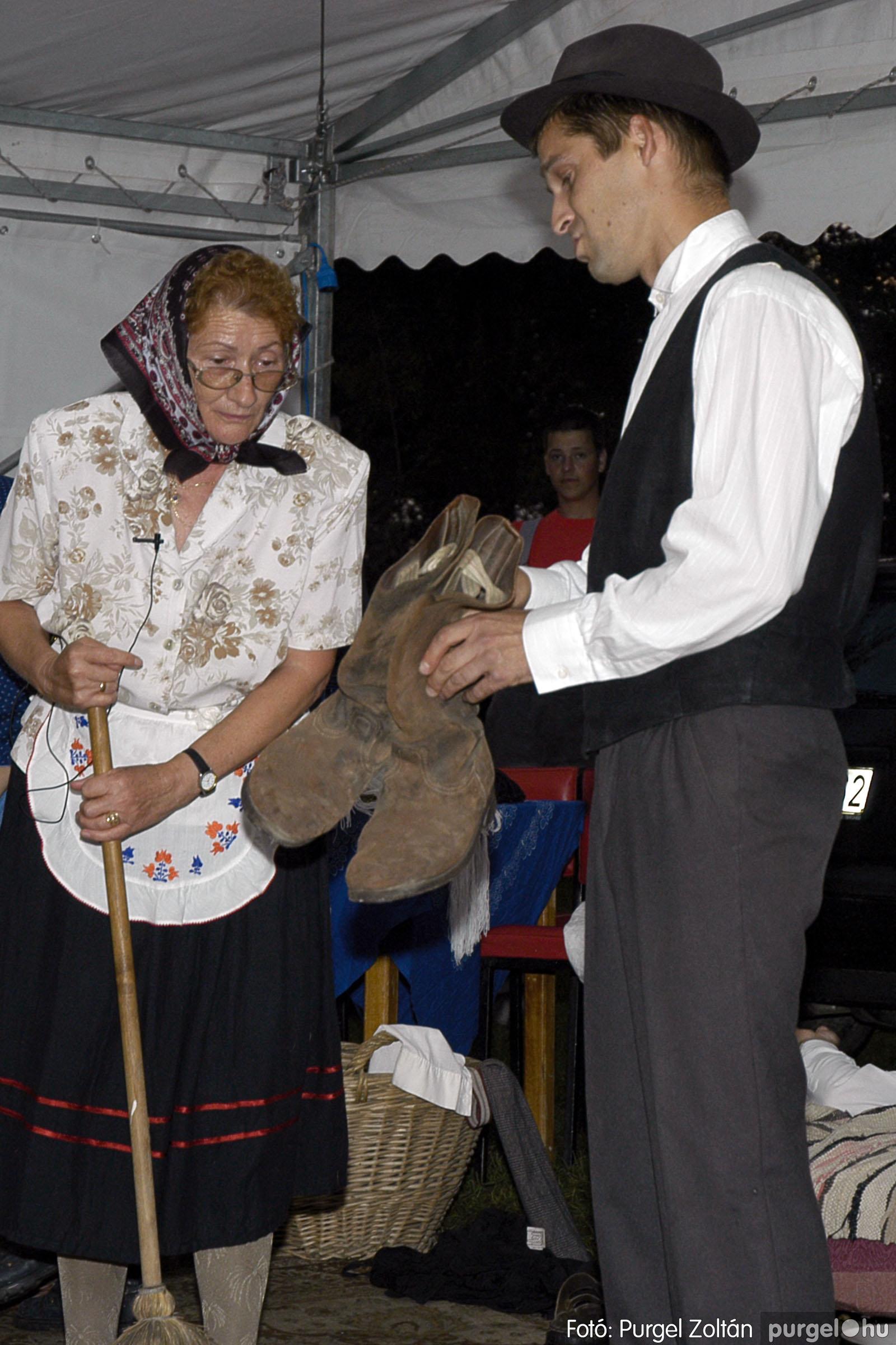 2004.08.22. 073 Szegvári falunapok 2004. 4. nap - Fotó:PURGEL ZOLTÁN© DSC_0083q.jpg