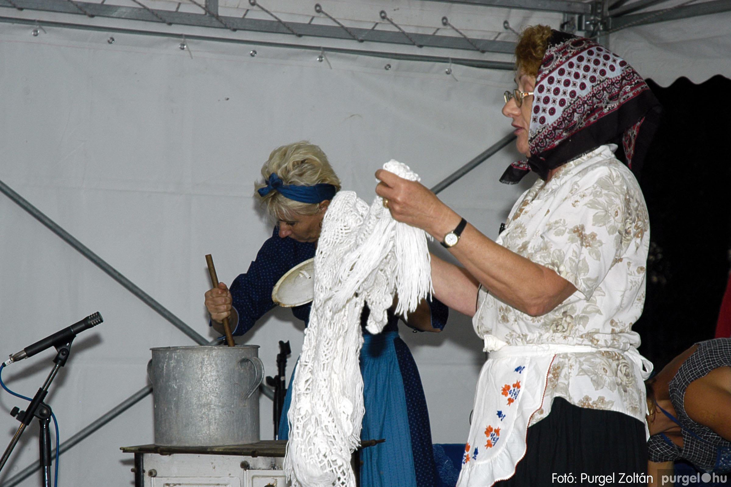 2004.08.22. 067 Szegvári falunapok 2004. 4. nap - Fotó:PURGEL ZOLTÁN© DSC_0077q.jpg