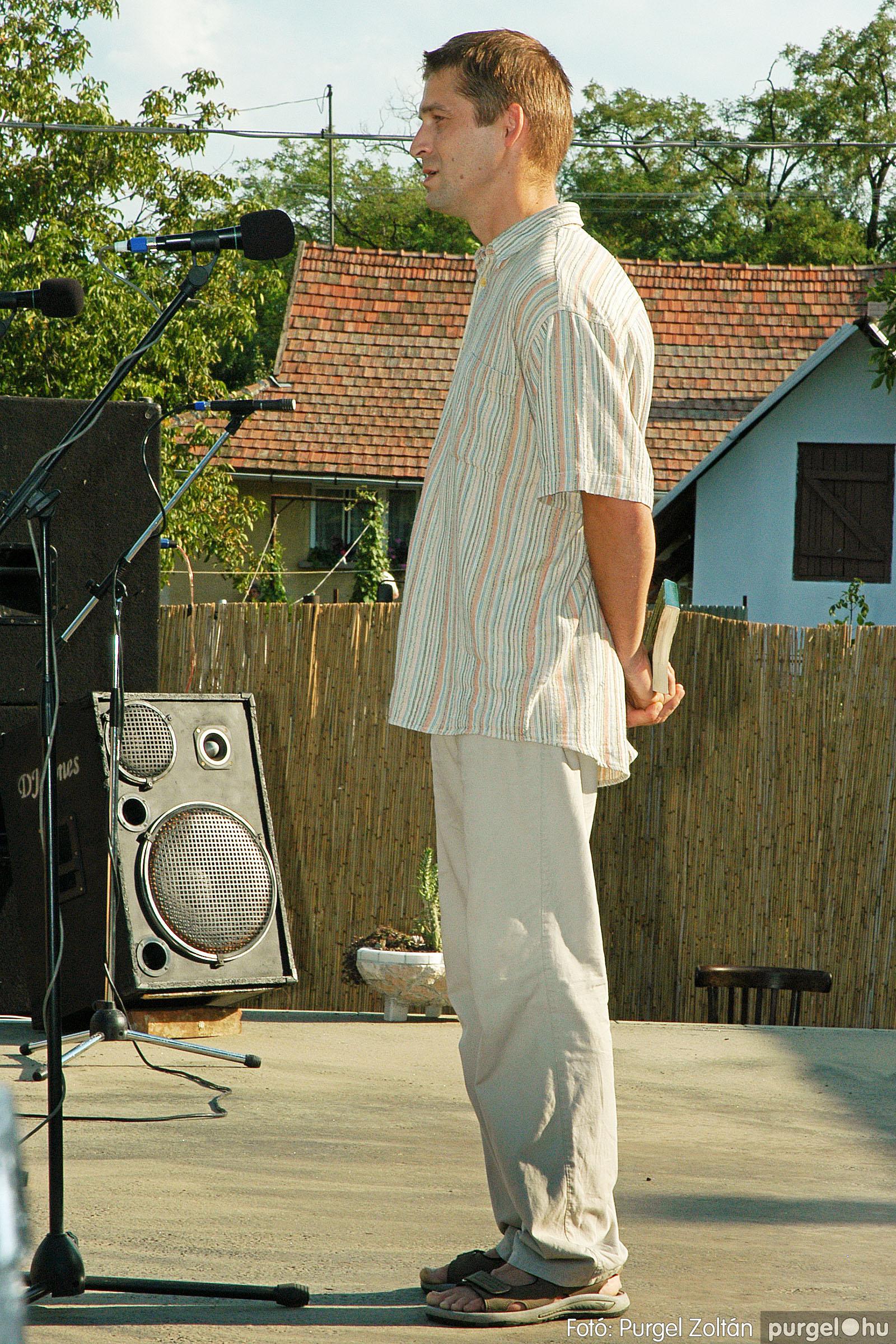2004.08.21. 137 Szegvári falunapok 2004. 3. nap - Fotó:PURGEL ZOLTÁN© DSC_0147q.jpg
