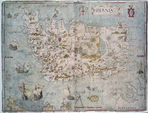 MPF1/68 Ireland, by John Goghe 1567 | by The National Archives UK