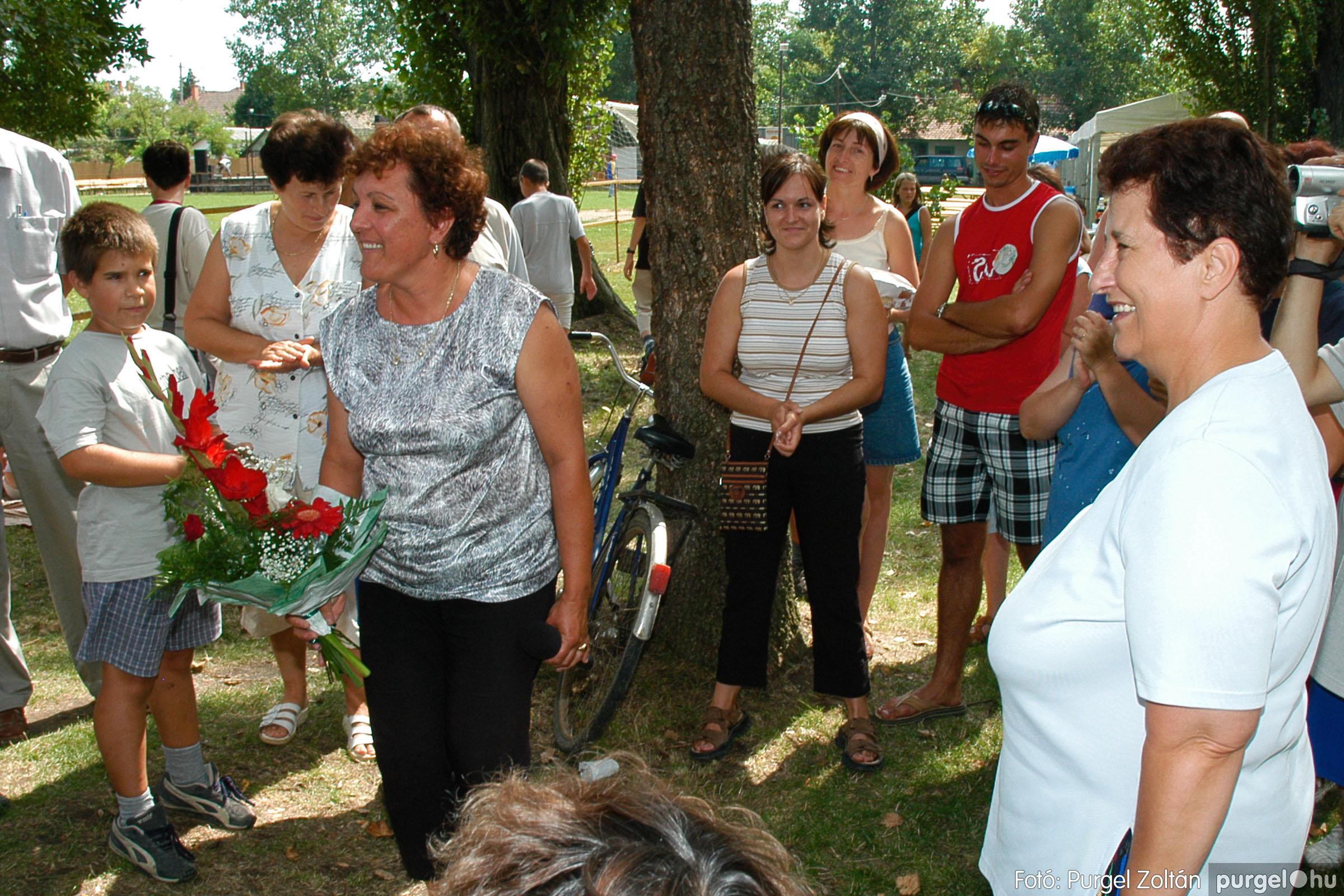 2004.08.21. 084 Szegvári falunapok 2004. 3. nap - Fotó:PURGEL ZOLTÁN© DSC_0090q.jpg