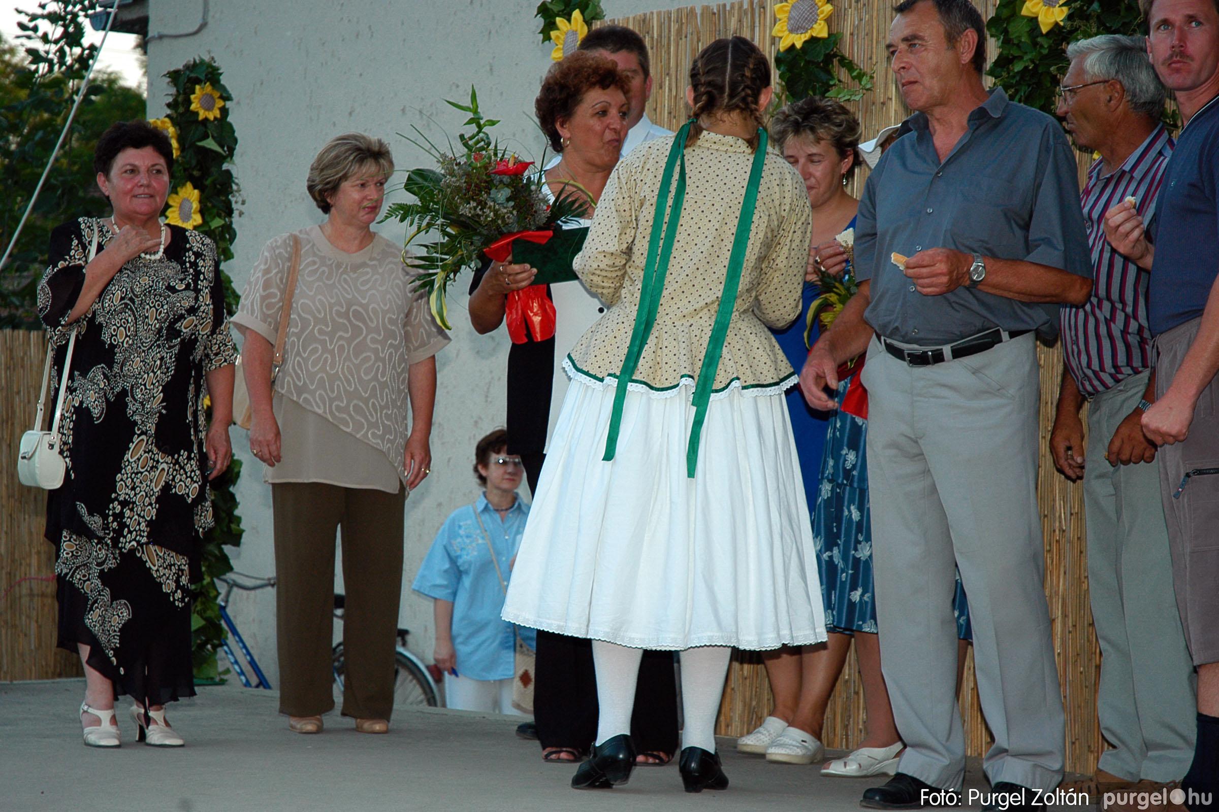 2004.08.20. 159 Szegvári falunapok 2004. 2. nap - Fotó:PURGEL ZOLTÁN© DSC_0202q.jpg